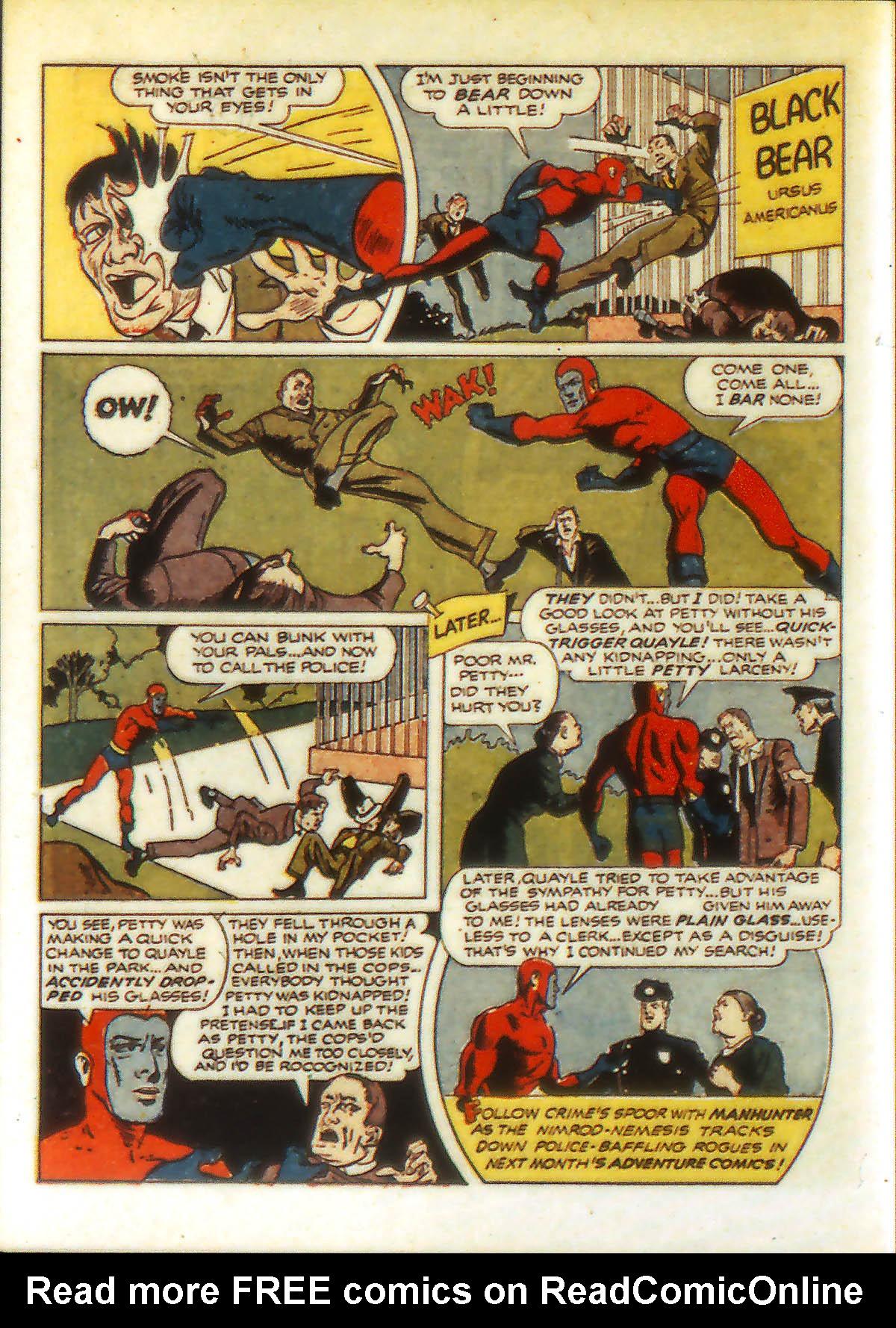 Read online Adventure Comics (1938) comic -  Issue #90 - 48