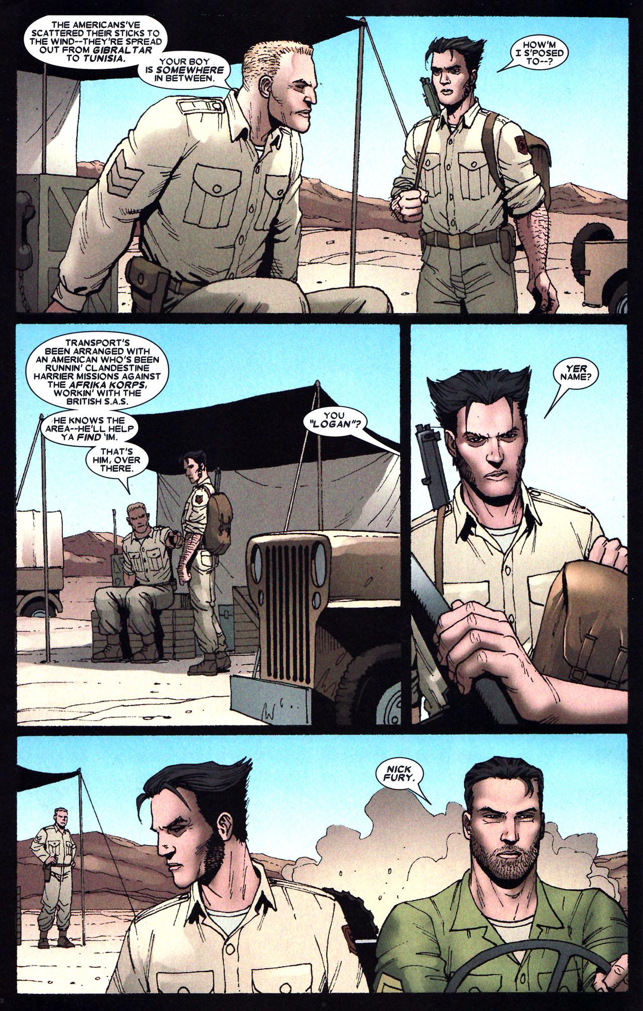 Read online Wolverine: Origins comic -  Issue #17 - 18