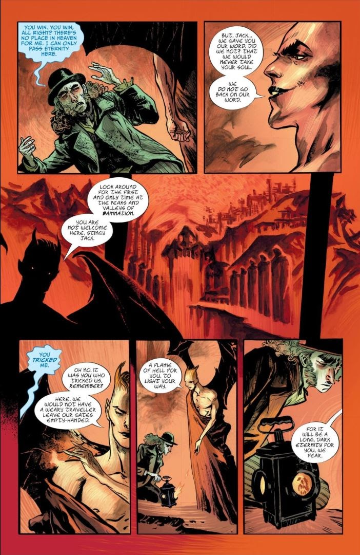Read online Lucifer (2018) comic -  Issue #5 - 7