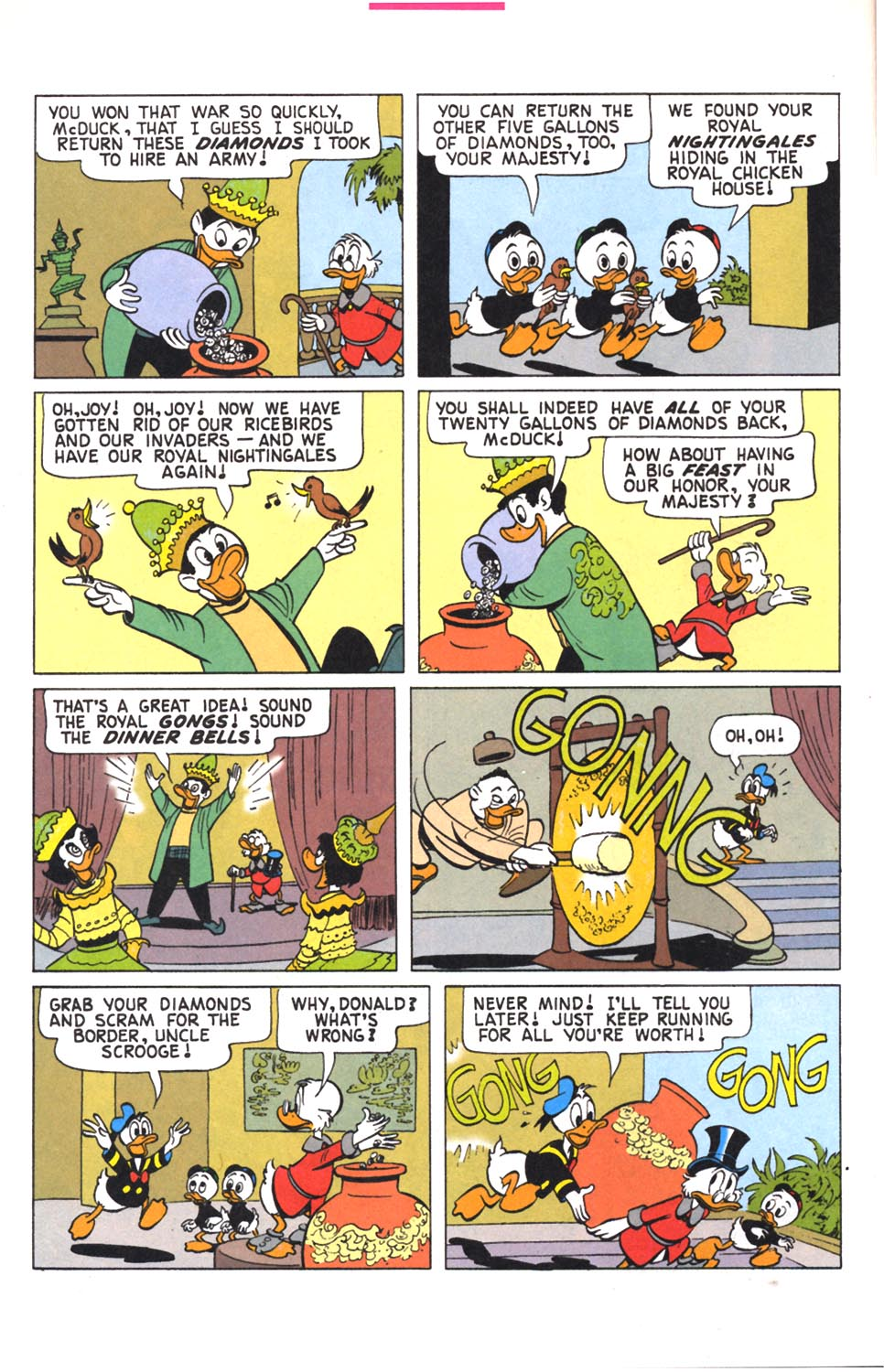 Read online Uncle Scrooge (1953) comic -  Issue #302 - 10