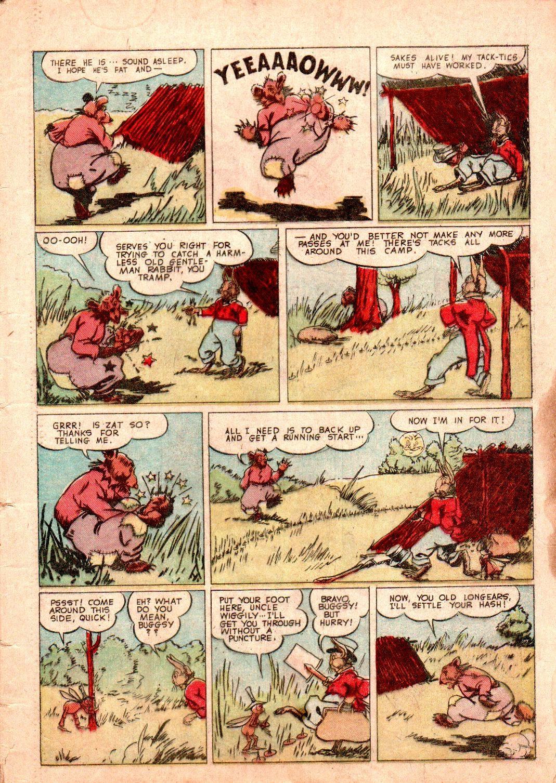 Read online Animal Comics comic -  Issue #19 - 5