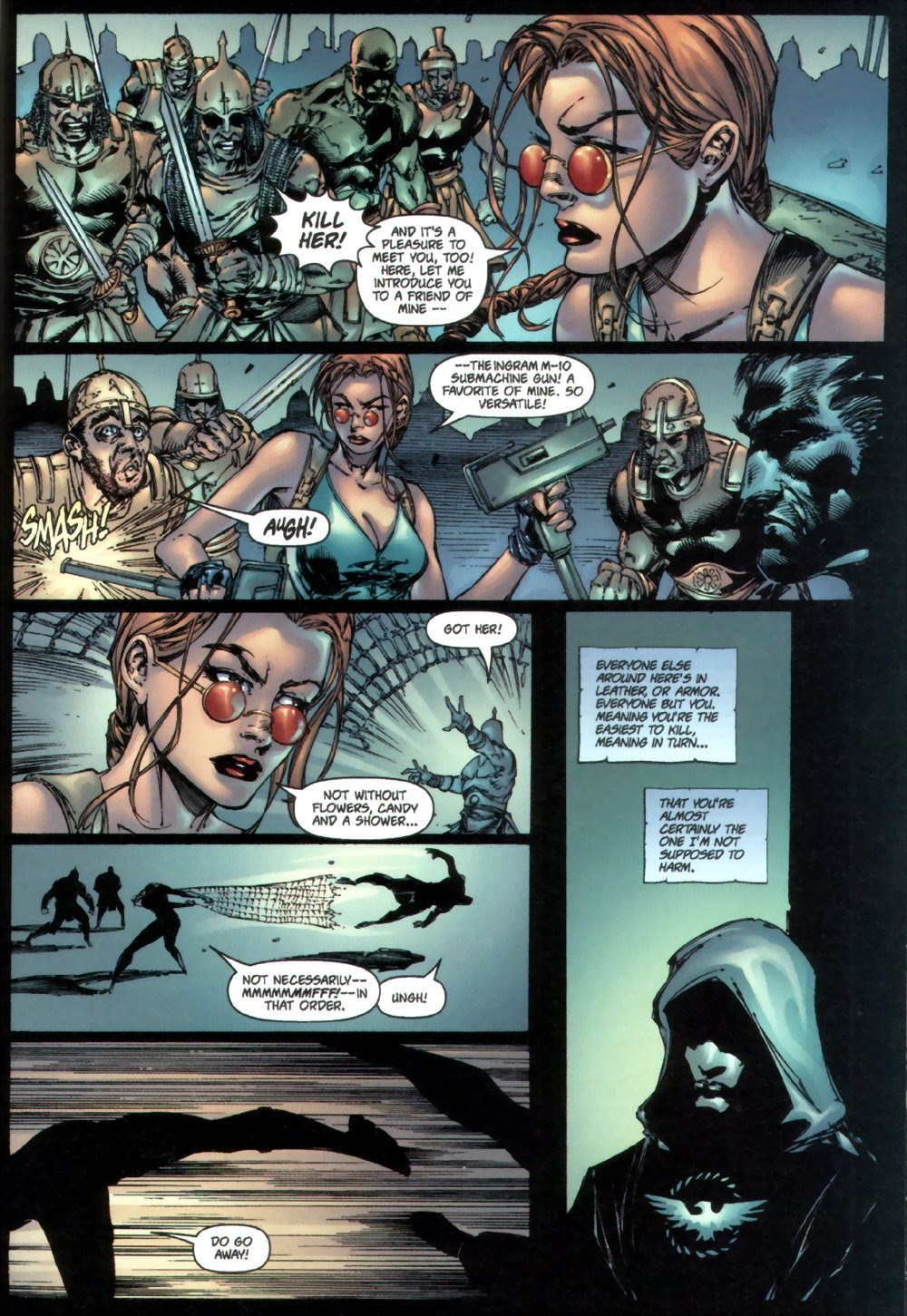 Read online Tomb Raider: The Series comic -  Issue #0 - 16