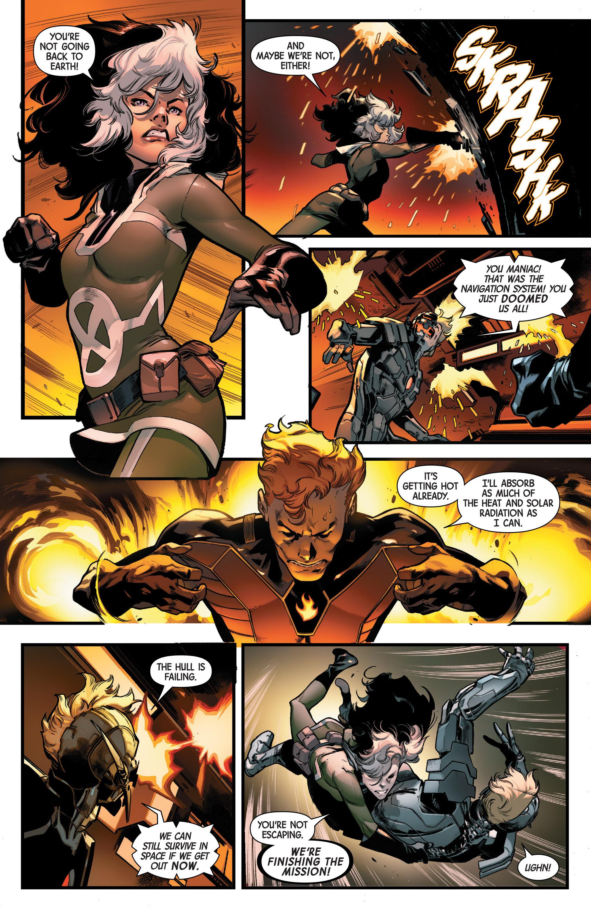 Read online Uncanny Avengers [II] comic -  Issue #12 - 11