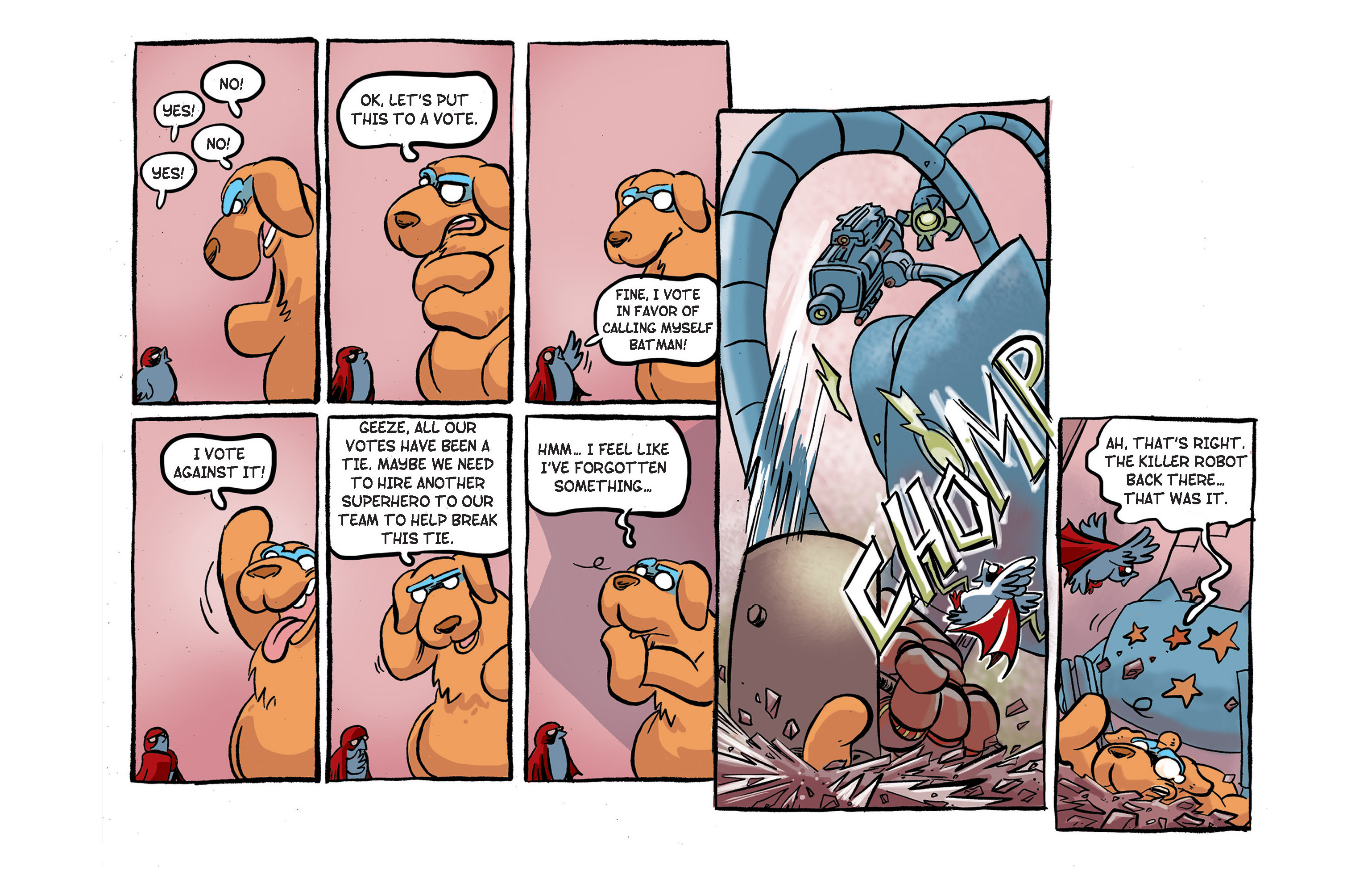 Read online Ultracat comic -  Issue #2 - 26