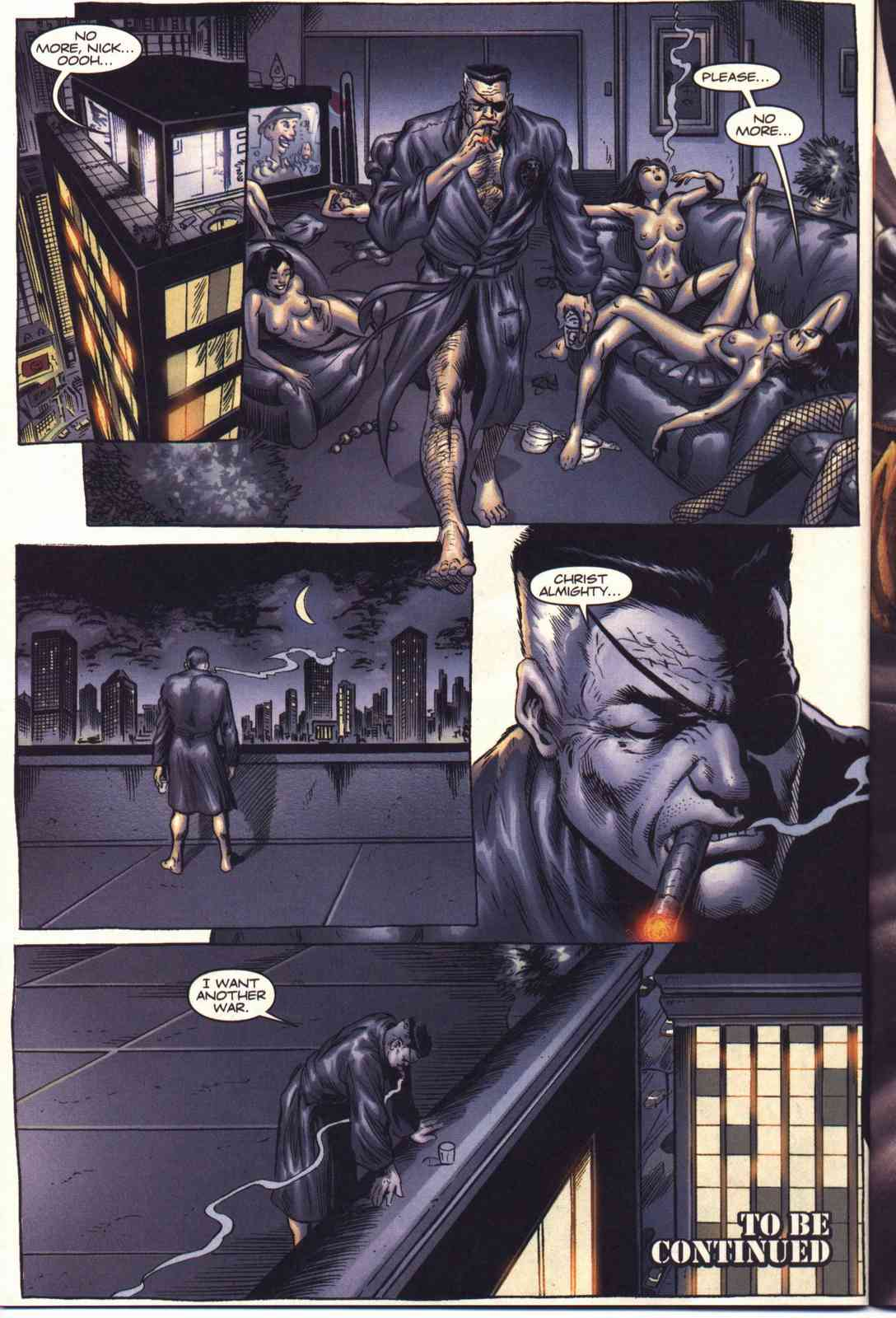 Read online Fury comic -  Issue #1 - 23