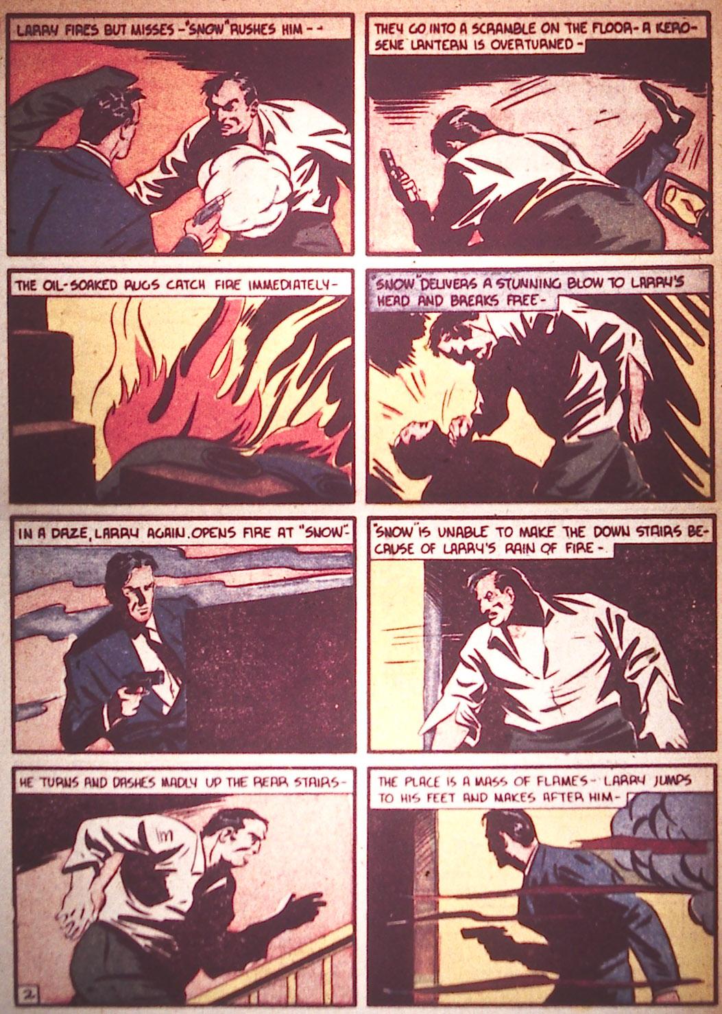 Read online Detective Comics (1937) comic -  Issue #16 - 11