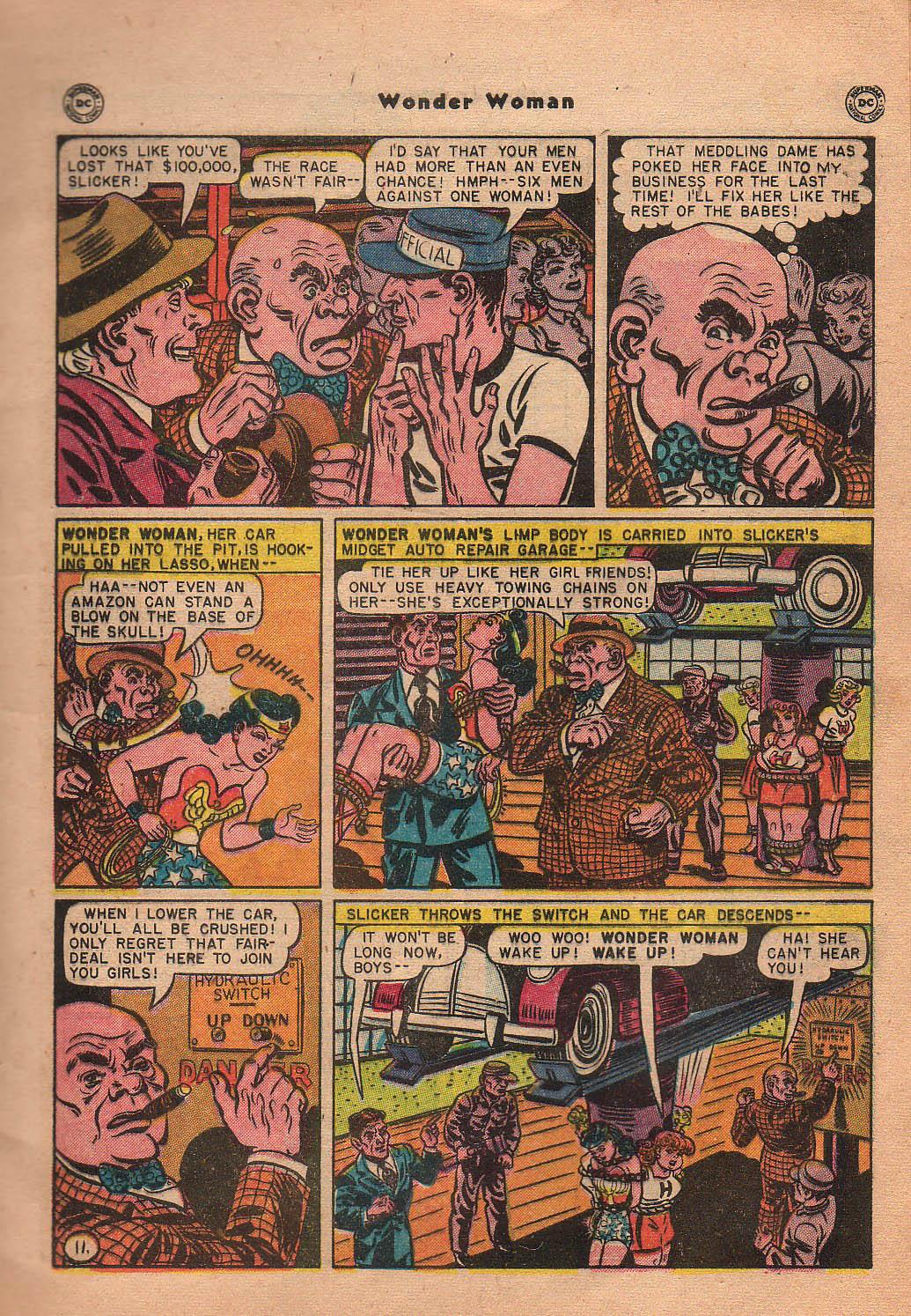 Read online Wonder Woman (1942) comic -  Issue #42 - 14