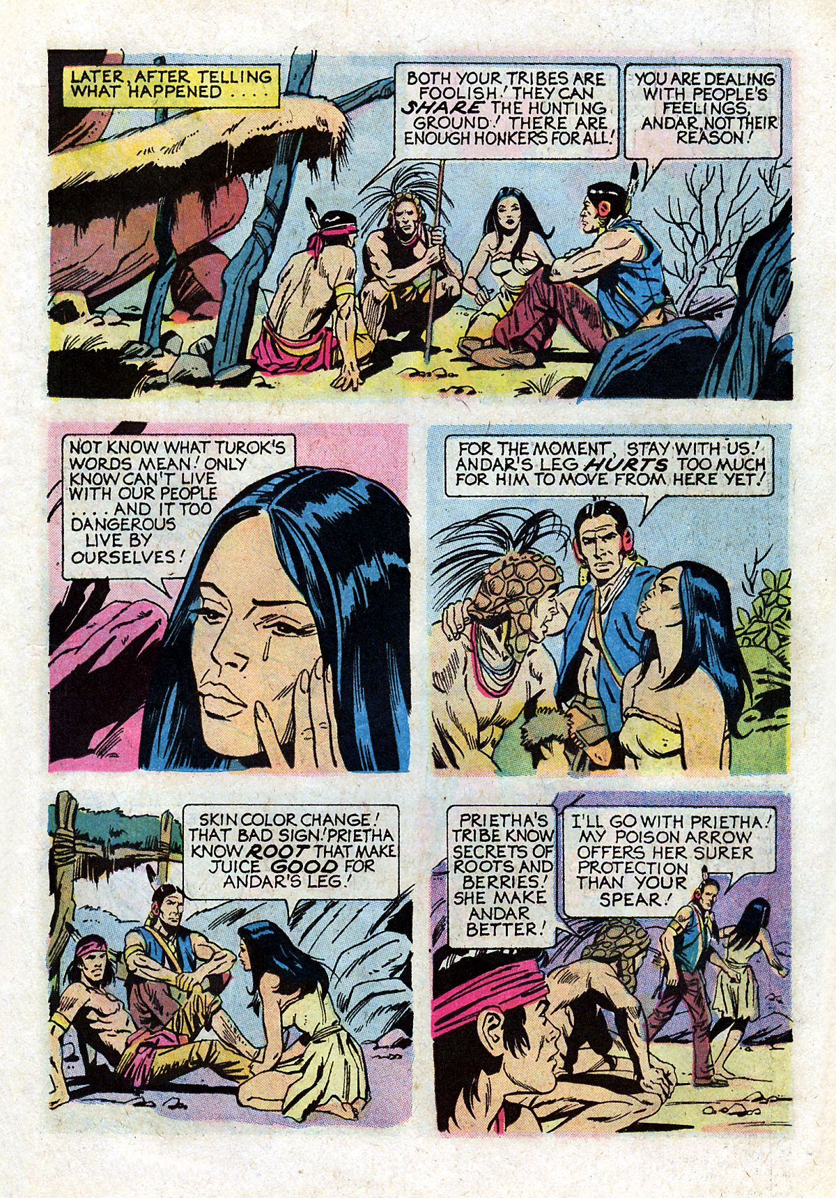 Read online Turok, Son of Stone comic -  Issue #93 - 11