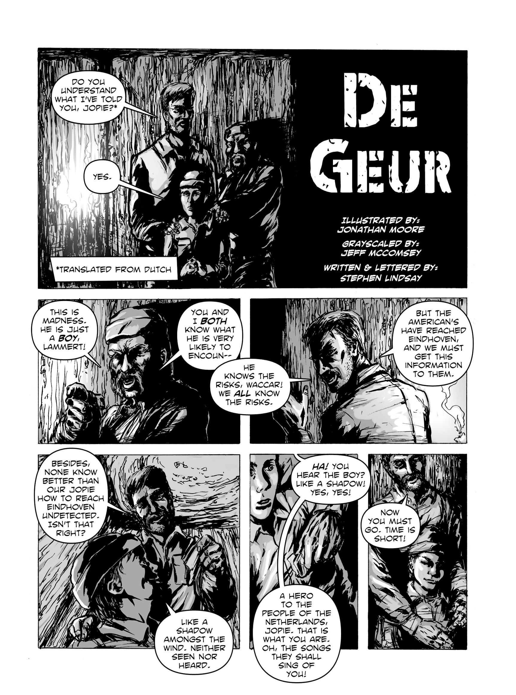 Read online FUBAR comic -  Issue #1 - 107