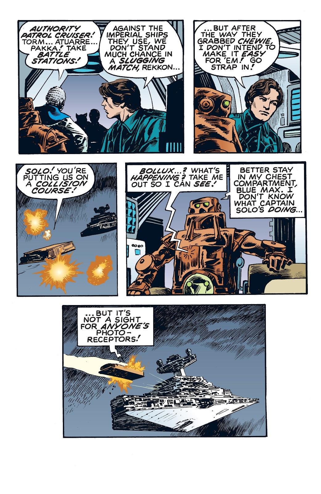 Read online Star Wars Legends: The Newspaper Strips - Epic Collection comic -  Issue # TPB (Part 4) - 39