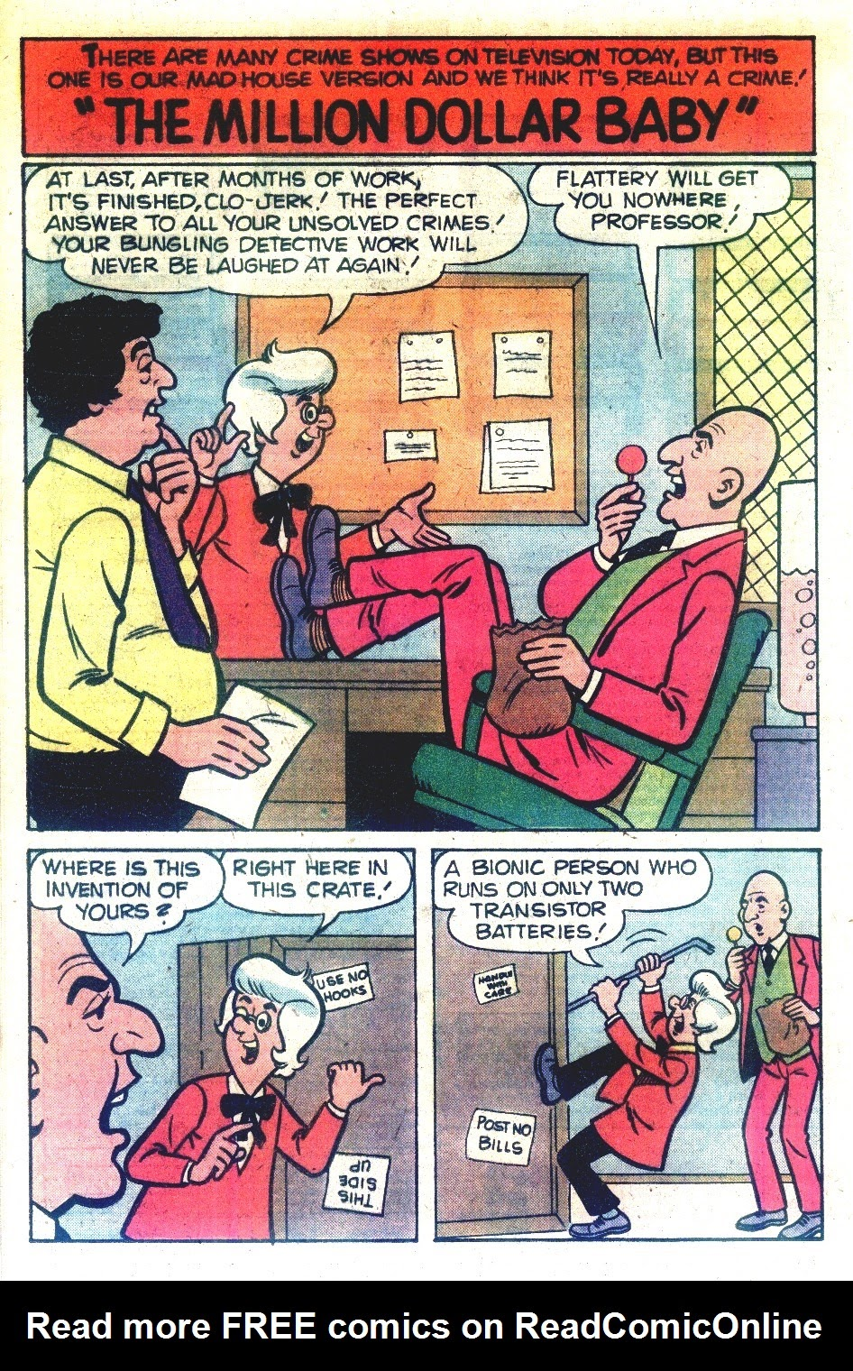 Read online Madhouse Comics comic -  Issue #120 - 20
