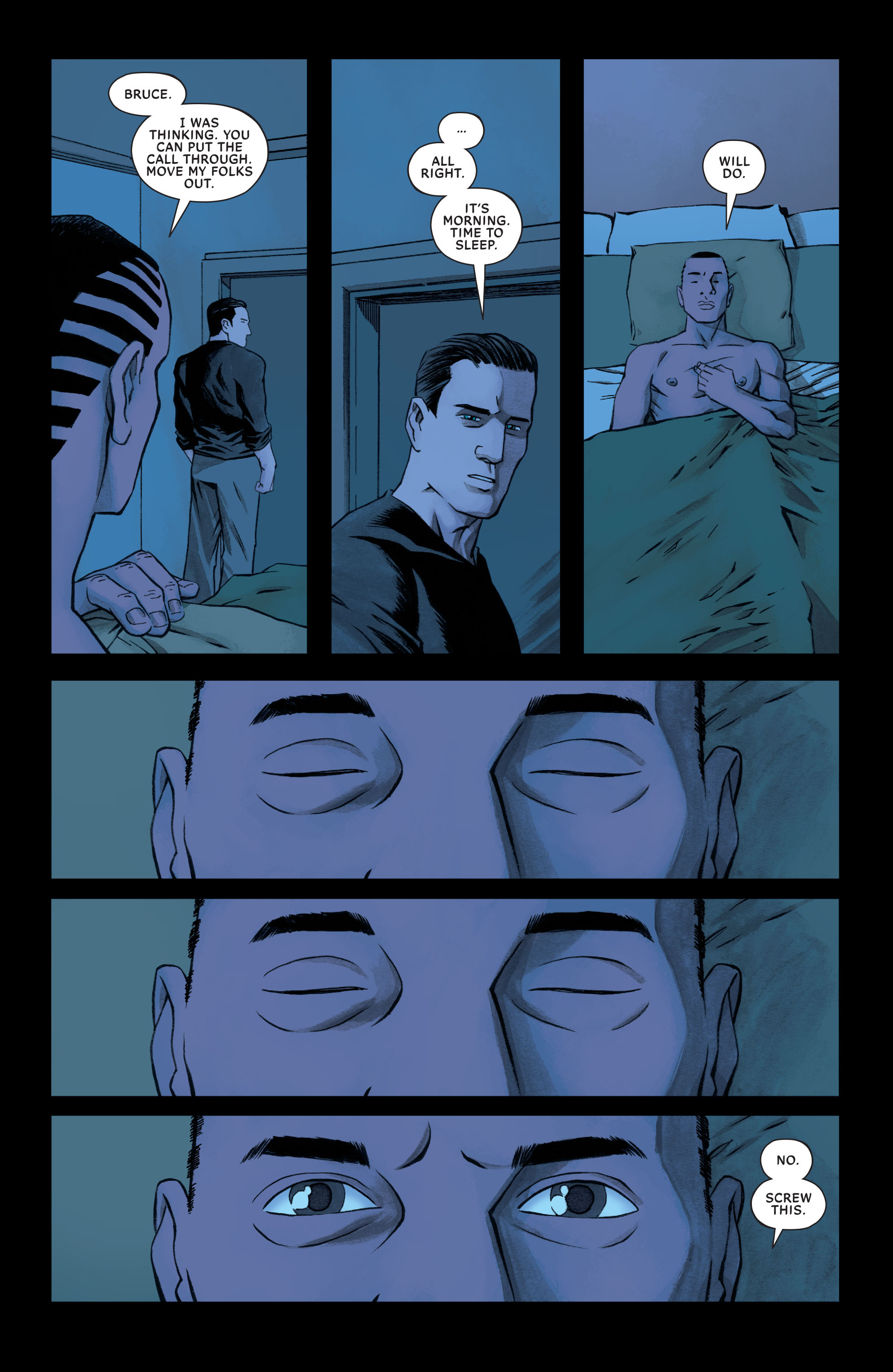 Read online All-Star Batman comic -  Issue #3 - 29