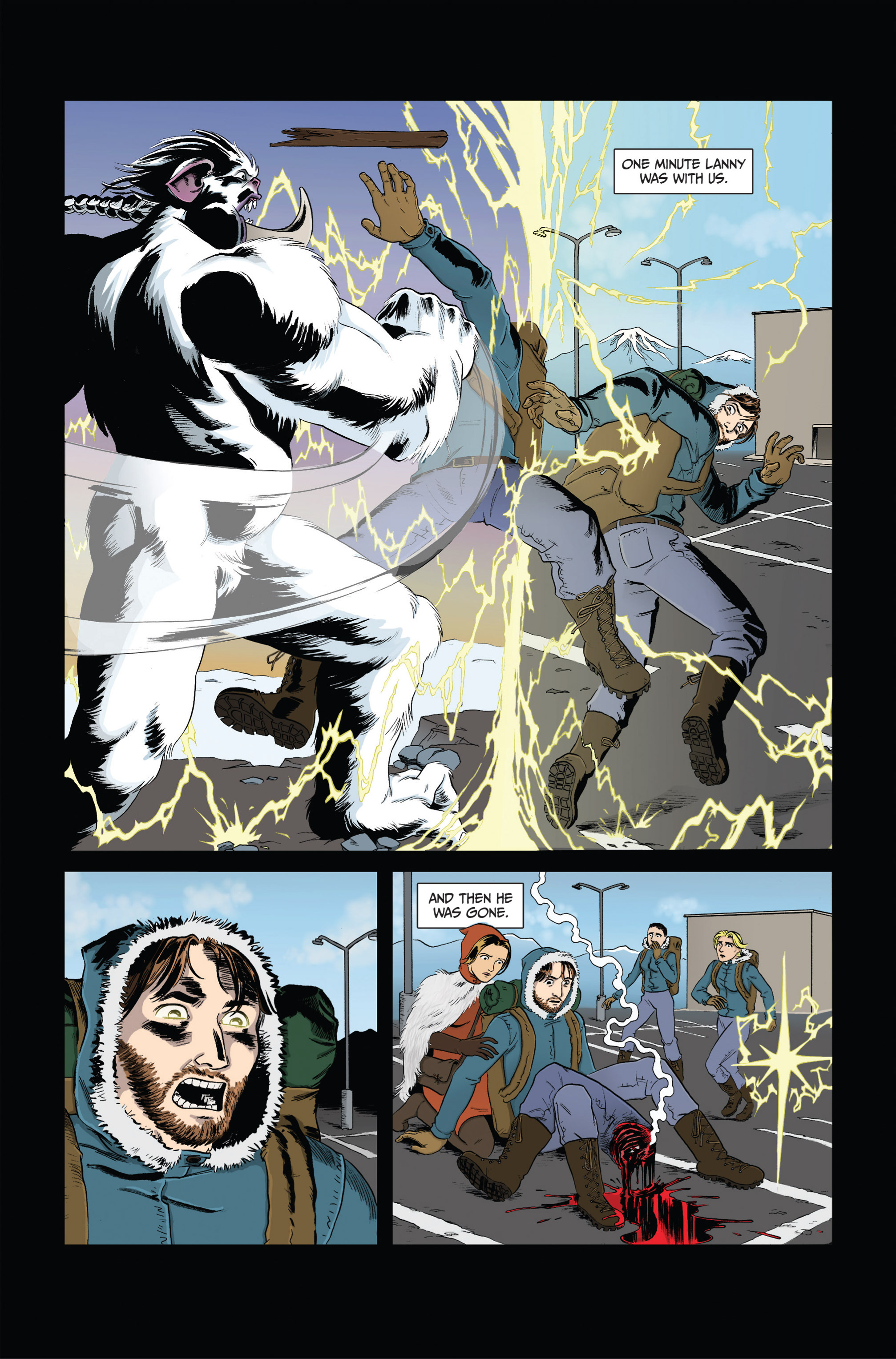 Read online Ehmm Theory: Everything & Small Doses comic -  Issue #2 - 6