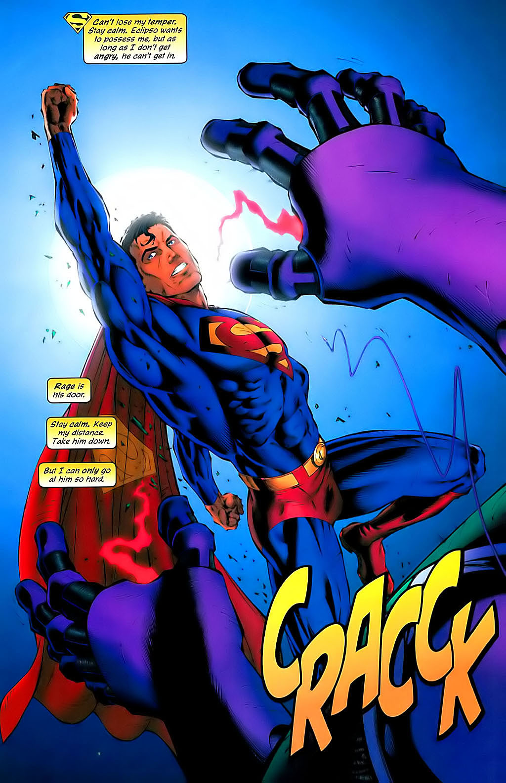 Read online Adventures of Superman (1987) comic -  Issue #639 - 6