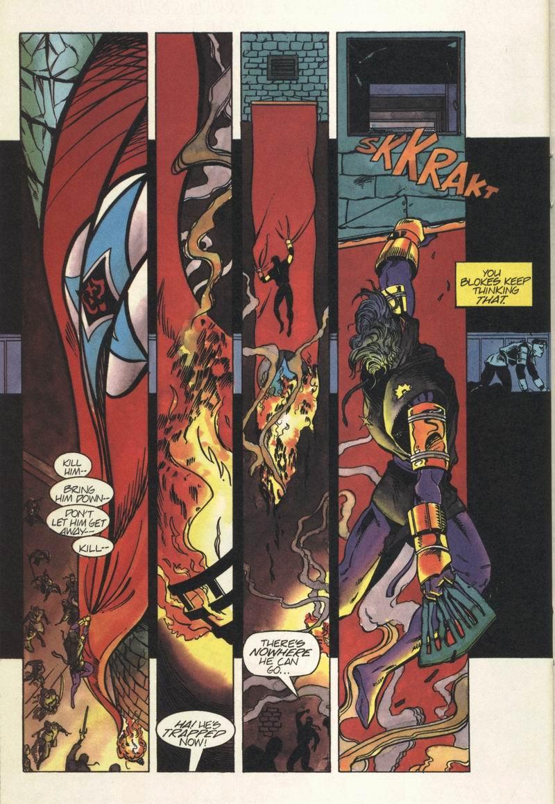 Read online Secret Weapons comic -  Issue #5 - 20