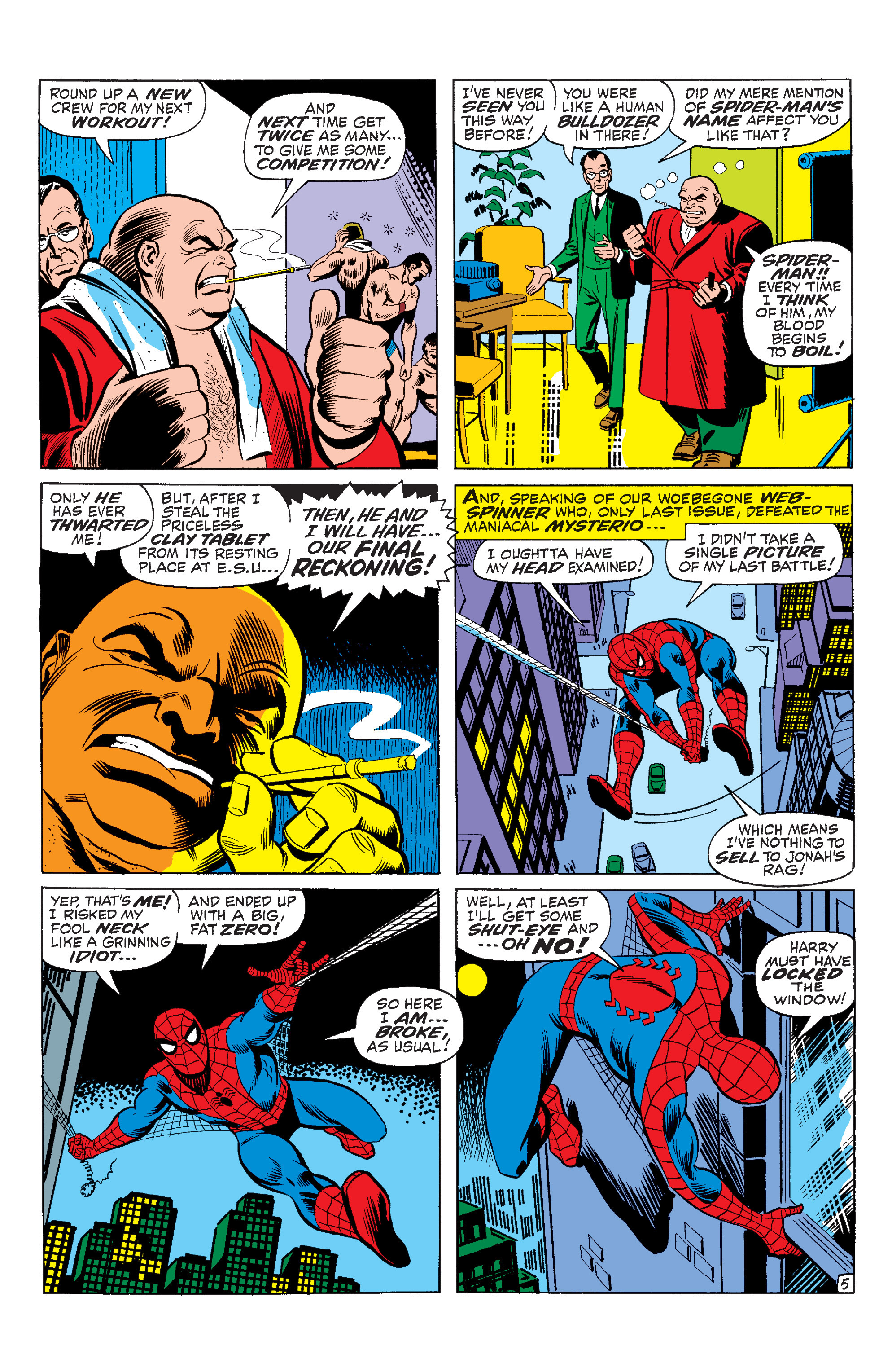The Amazing Spider-Man (1963) 68 Page 5