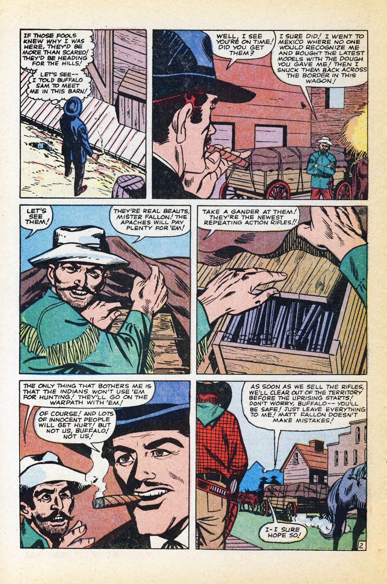 Read online Two-Gun Kid comic -  Issue #94 - 28