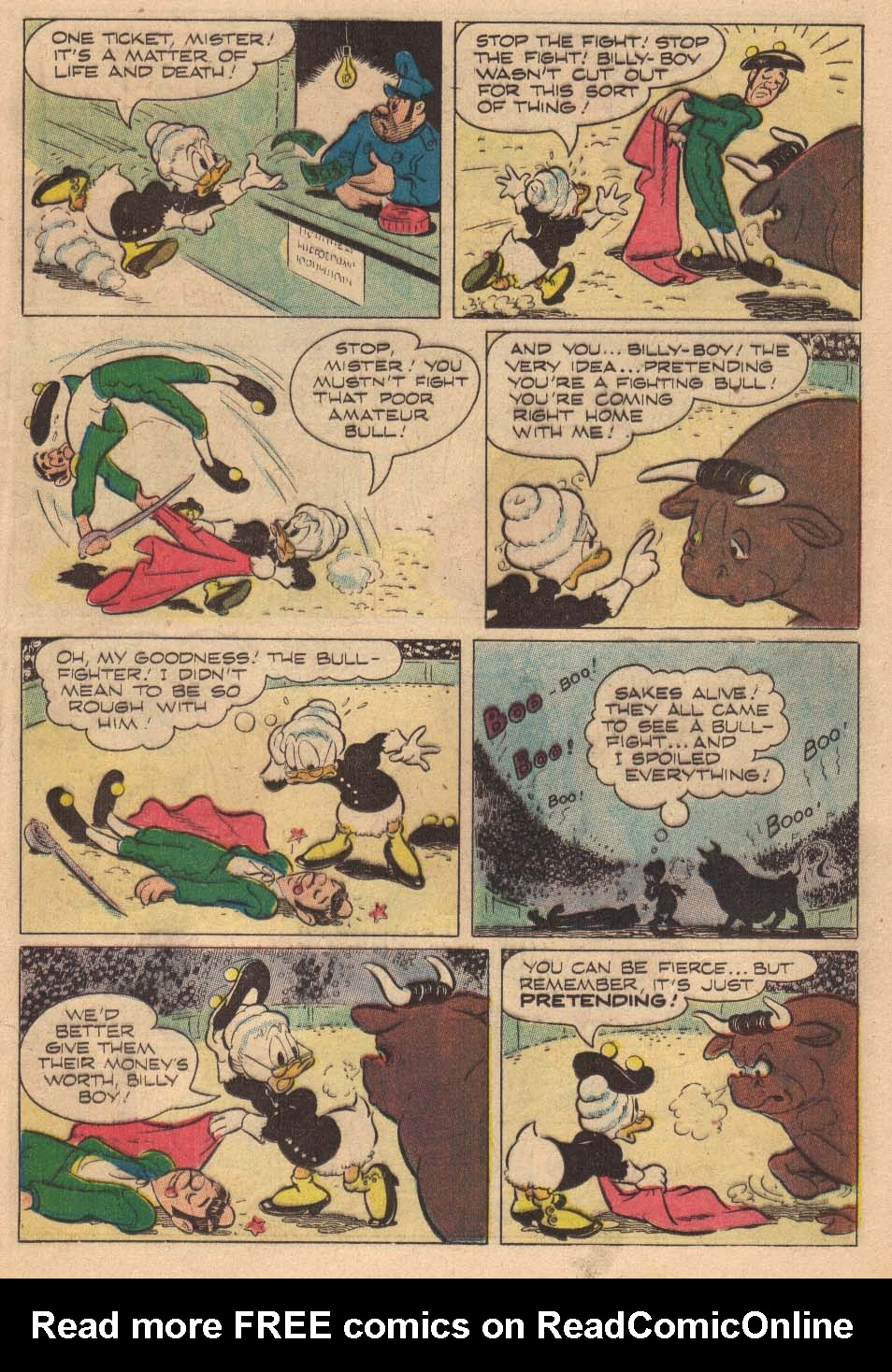 Walt Disney's Comics and Stories issue 145 - Page 25