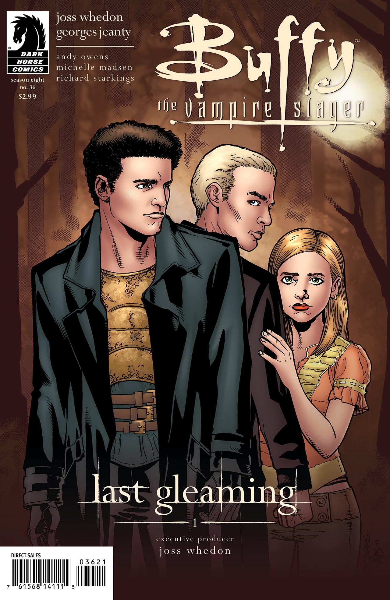 Buffy the Vampire Slayer Season Eight 36 Page 1