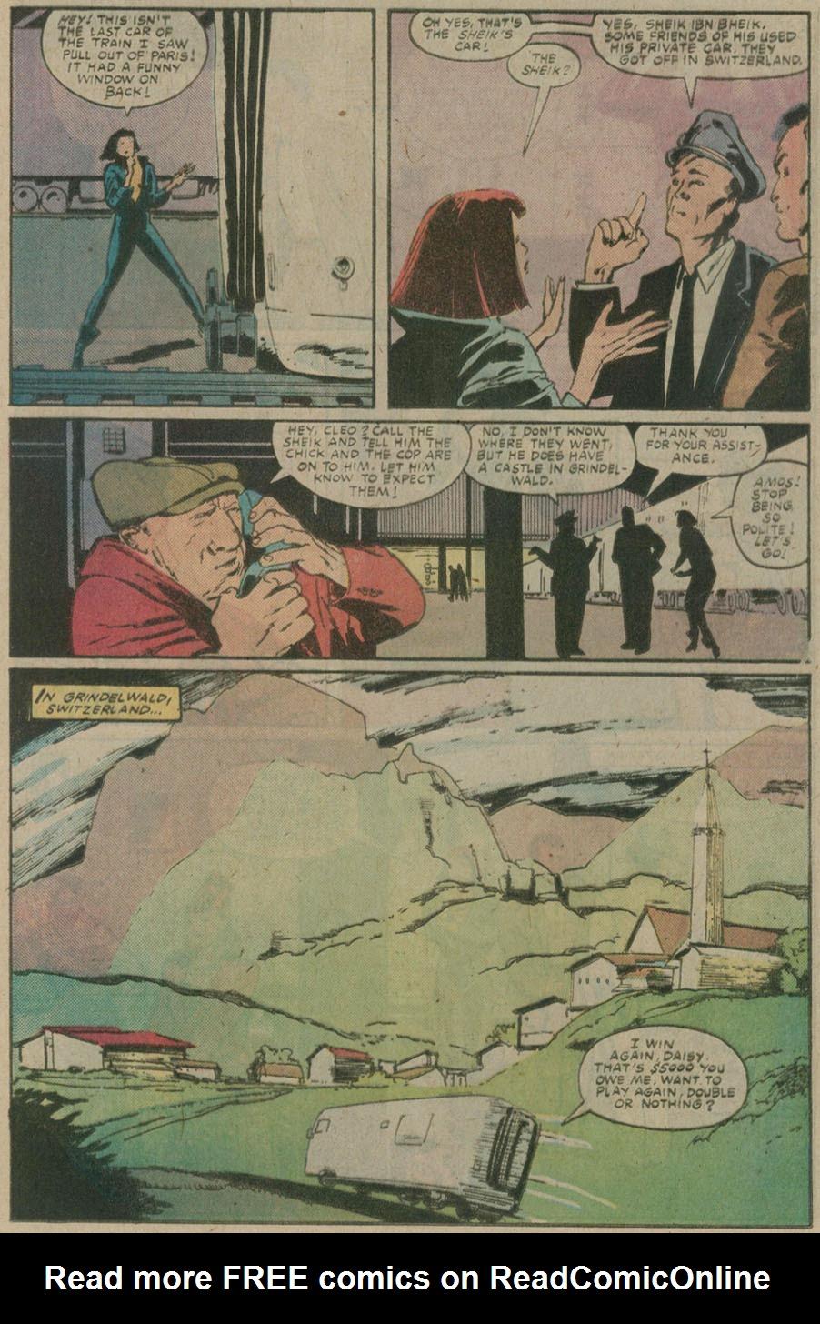 Read online Dakota North comic -  Issue #4 - 12