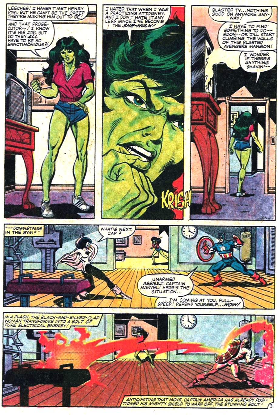 The Avengers (1963) 228 Page 3