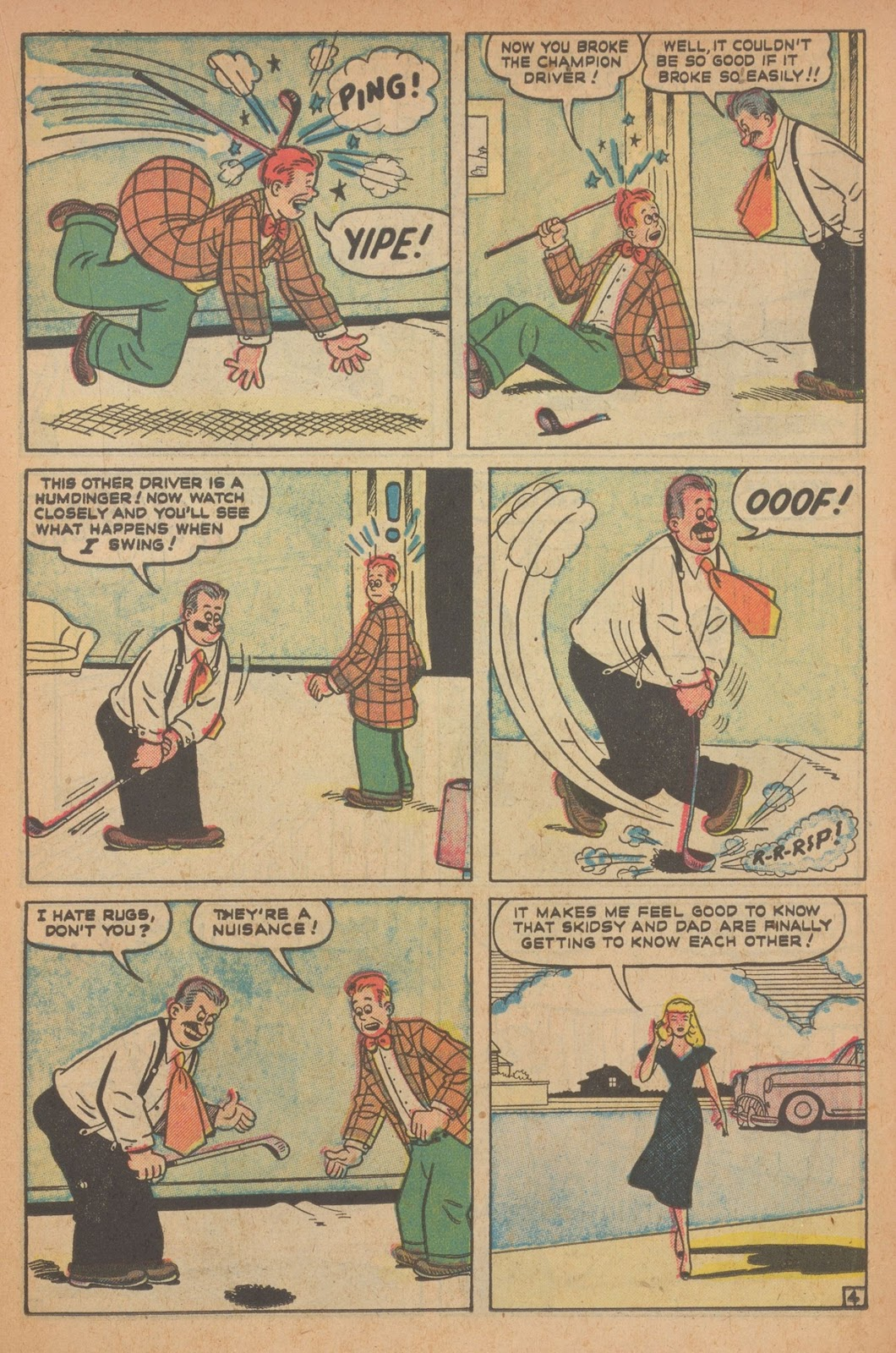 Read online Nellie The Nurse (1945) comic -  Issue #22 - 23