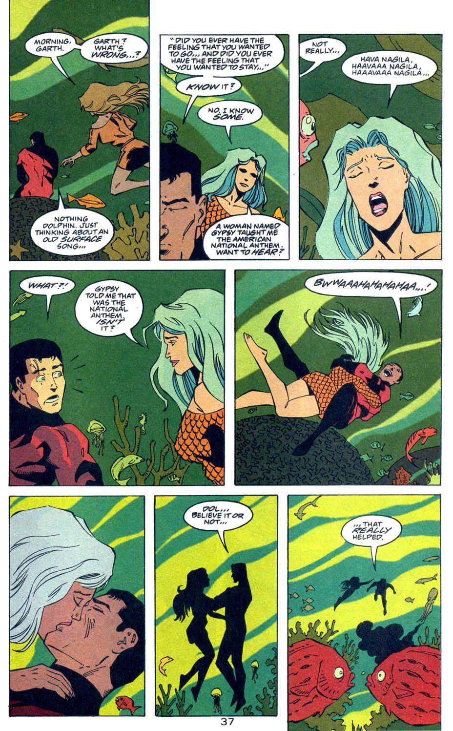 Read online Aquaman (1994) comic -  Issue #Aquaman (1994) _Annual 4 - 37