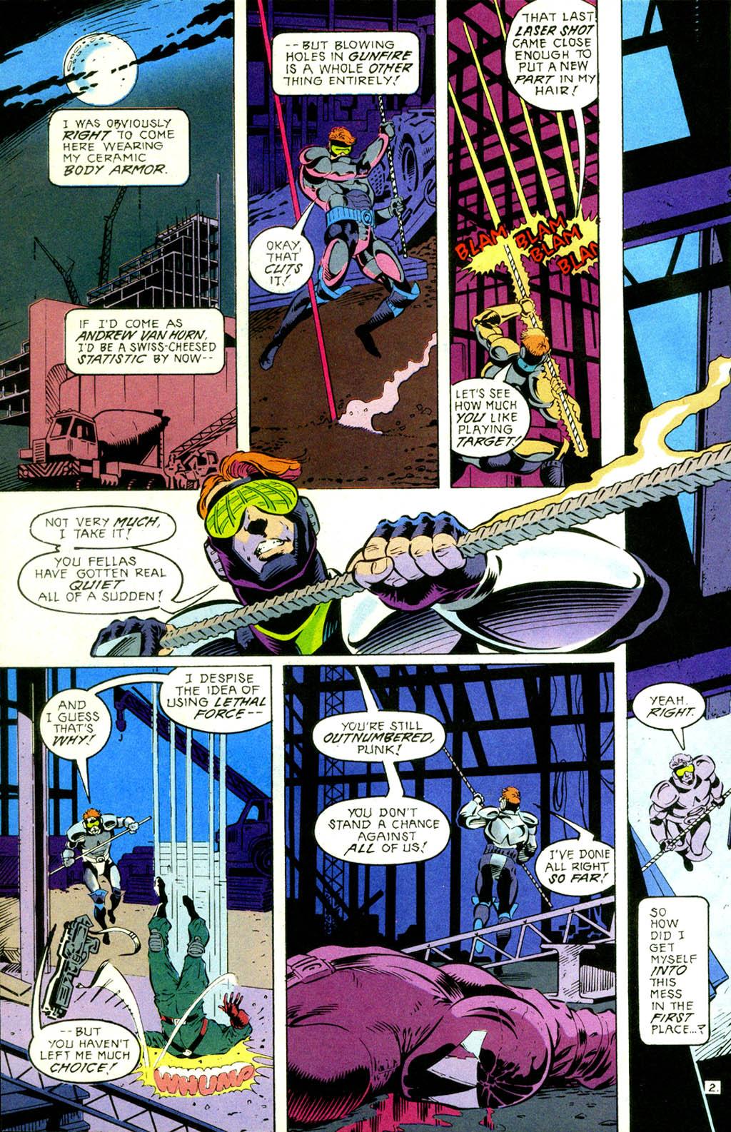 Read online Gunfire comic -  Issue #1 - 4