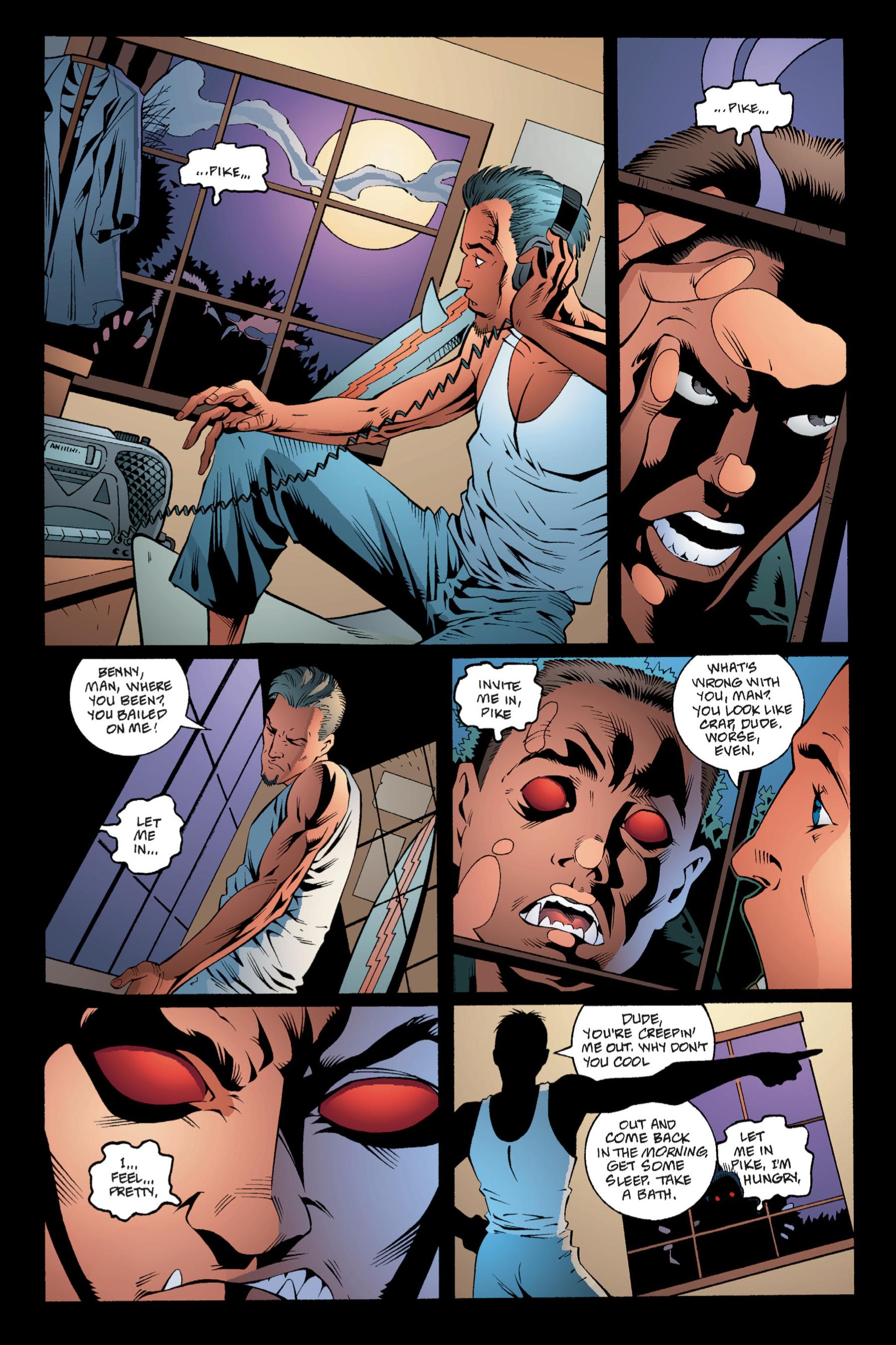 Read online Buffy the Vampire Slayer: Omnibus comic -  Issue # TPB 1 - 67