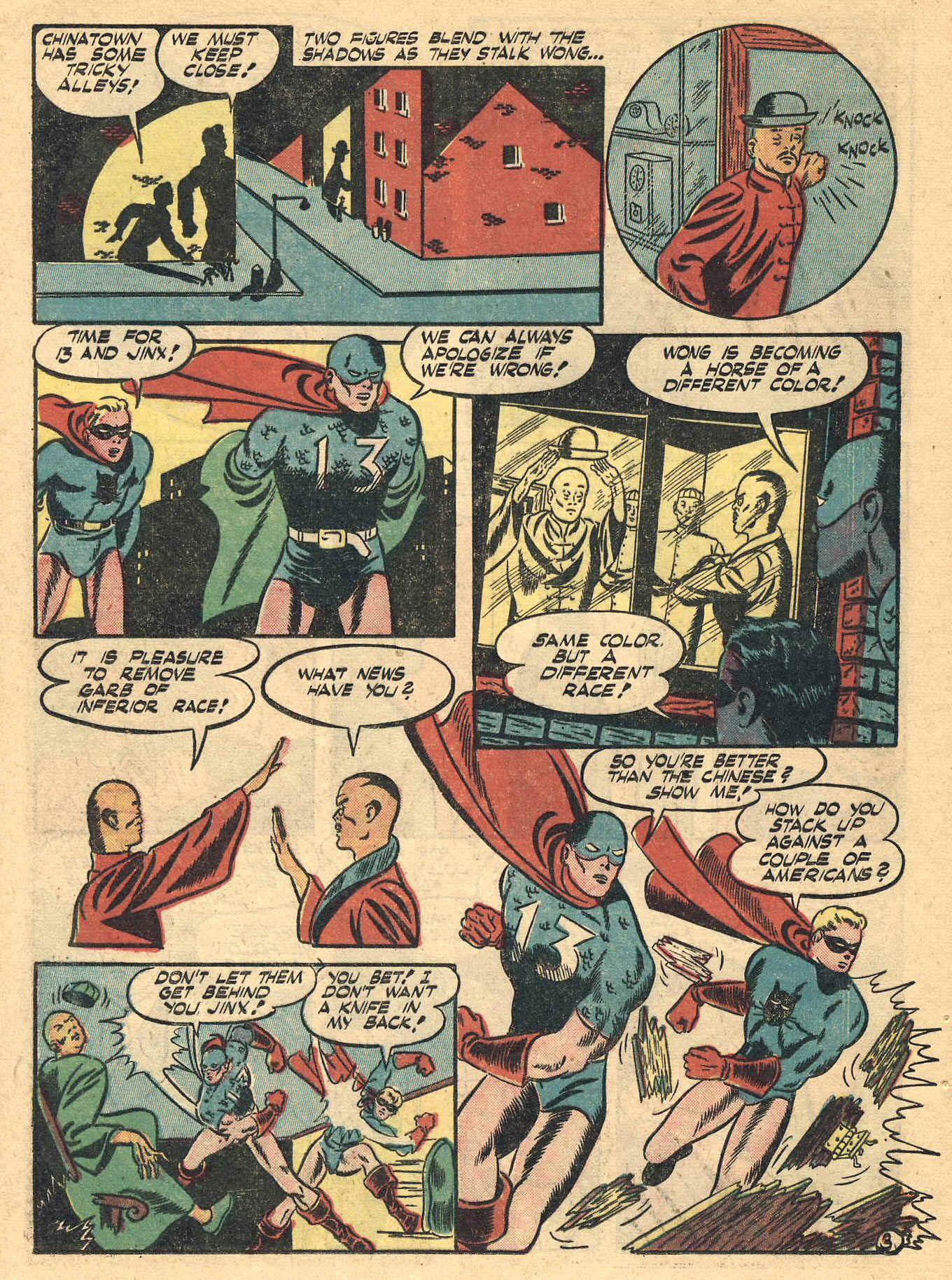 Daredevil (1941) issue 16 - Page 46