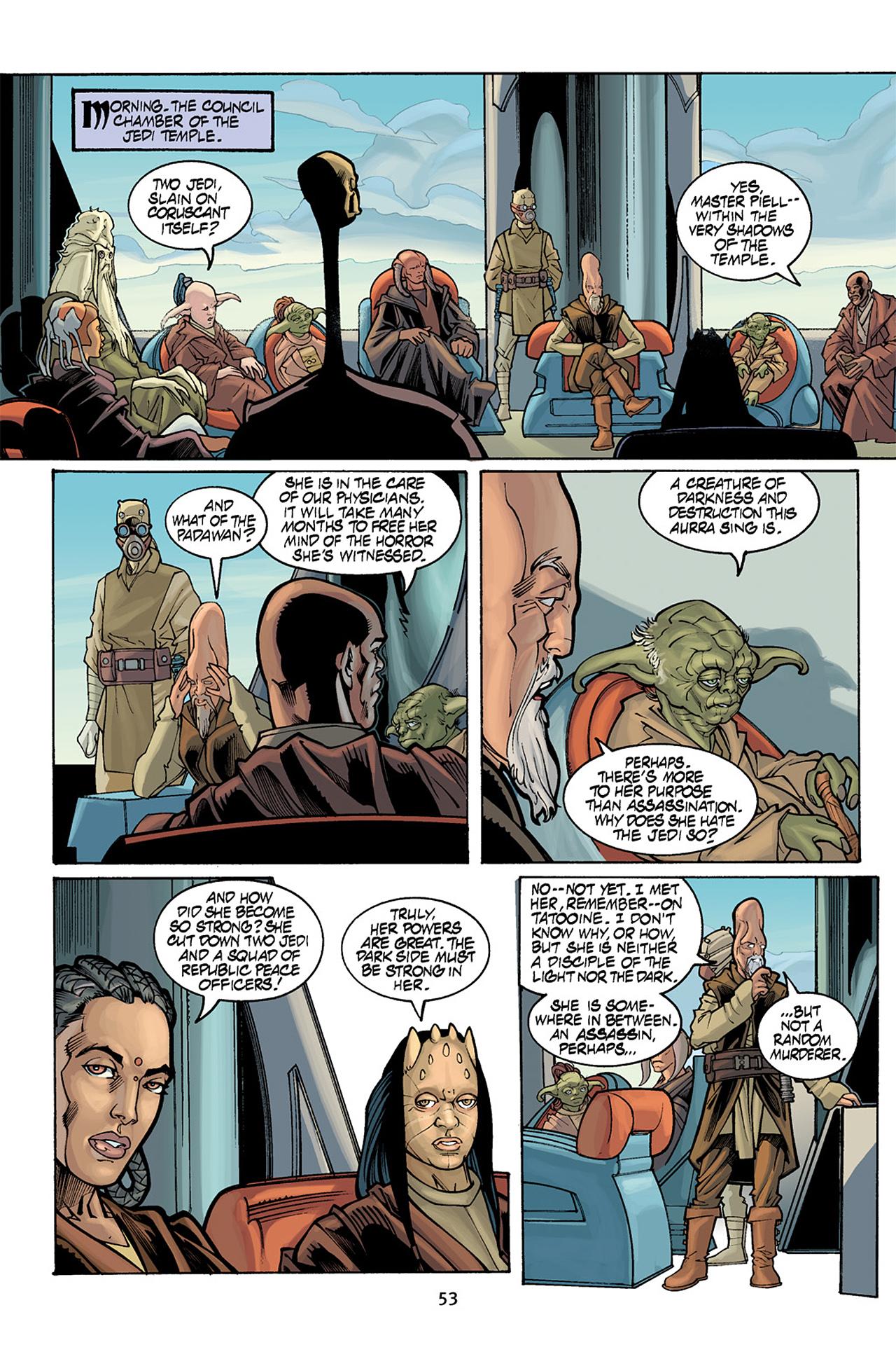 Read online Star Wars Omnibus comic -  Issue # Vol. 10 - 52