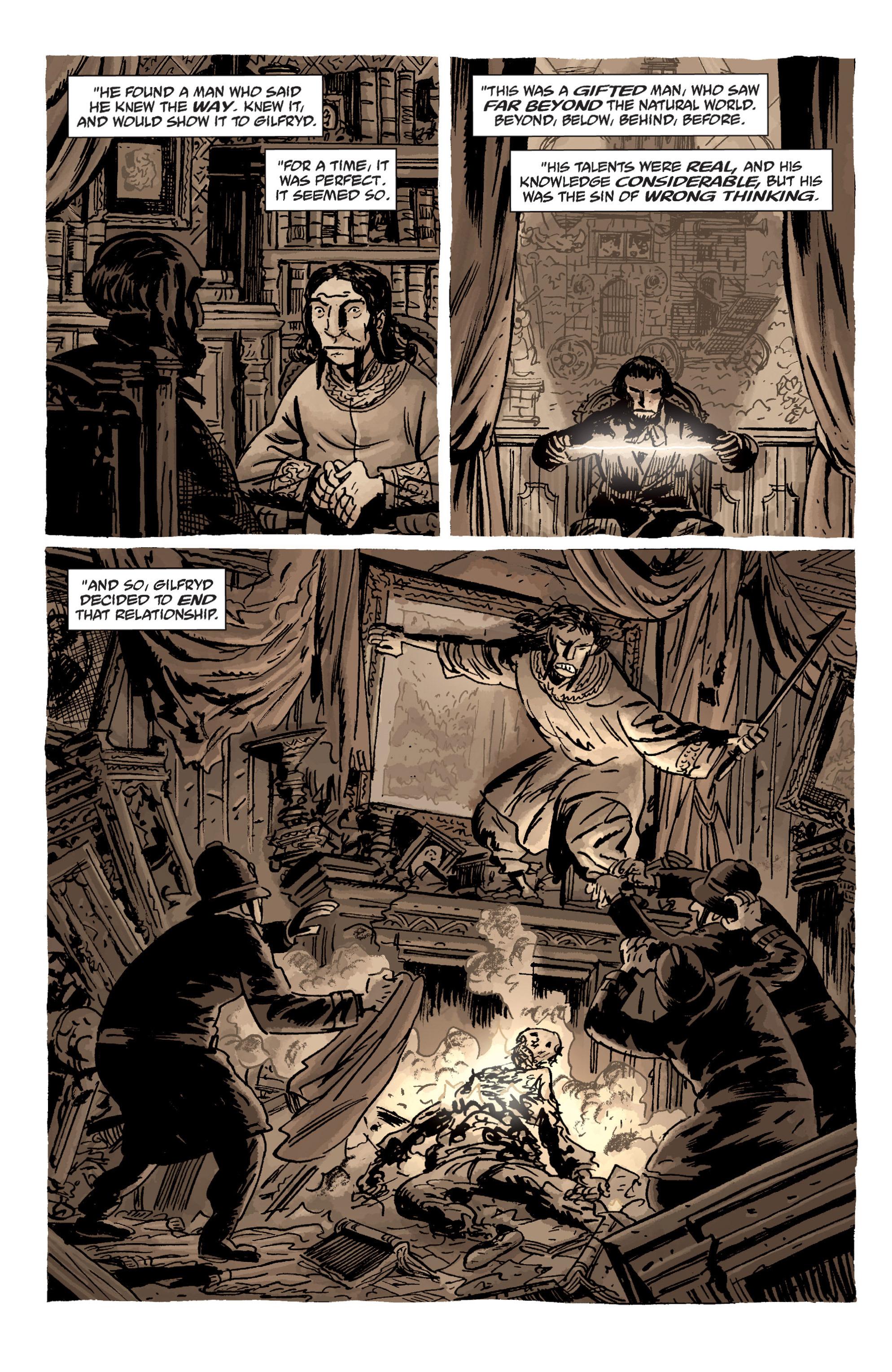 Read online B.P.R.D. (2003) comic -  Issue # TPB 11 - 61