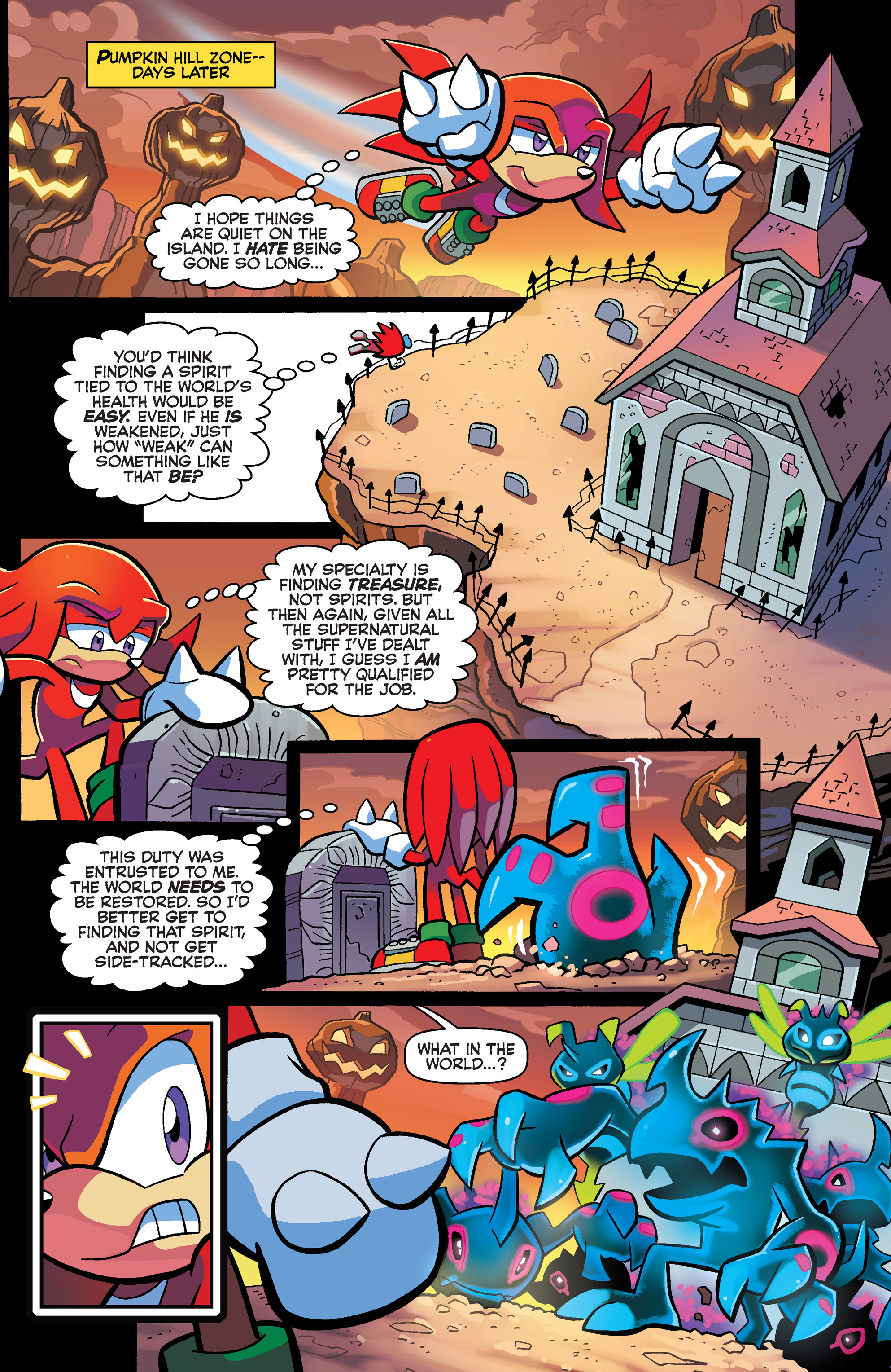 Read online Sonic Universe comic -  Issue #63 - 7