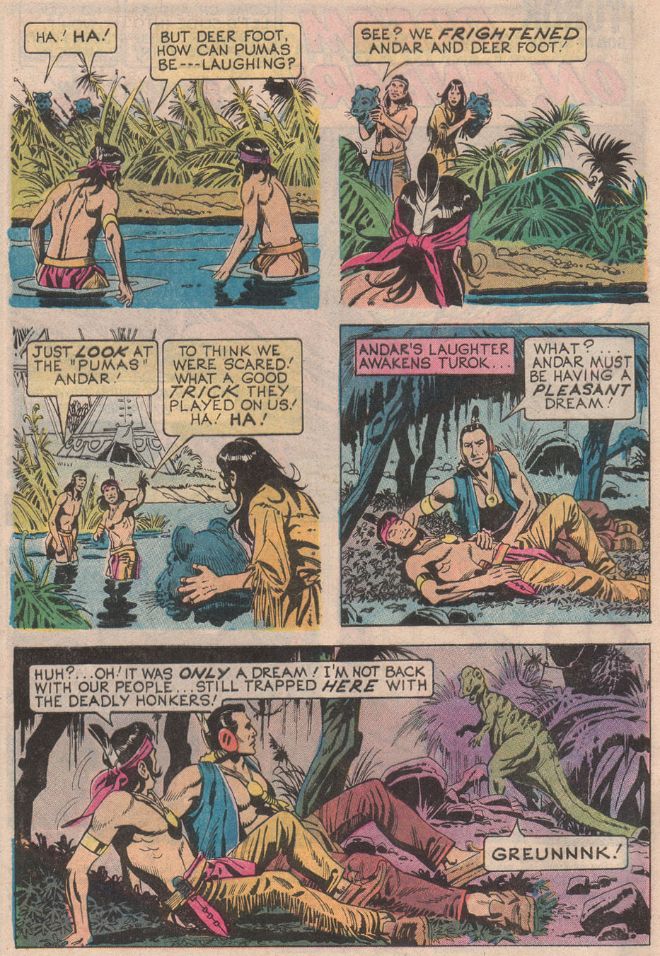 Read online Turok, Son of Stone comic -  Issue #113 - 4