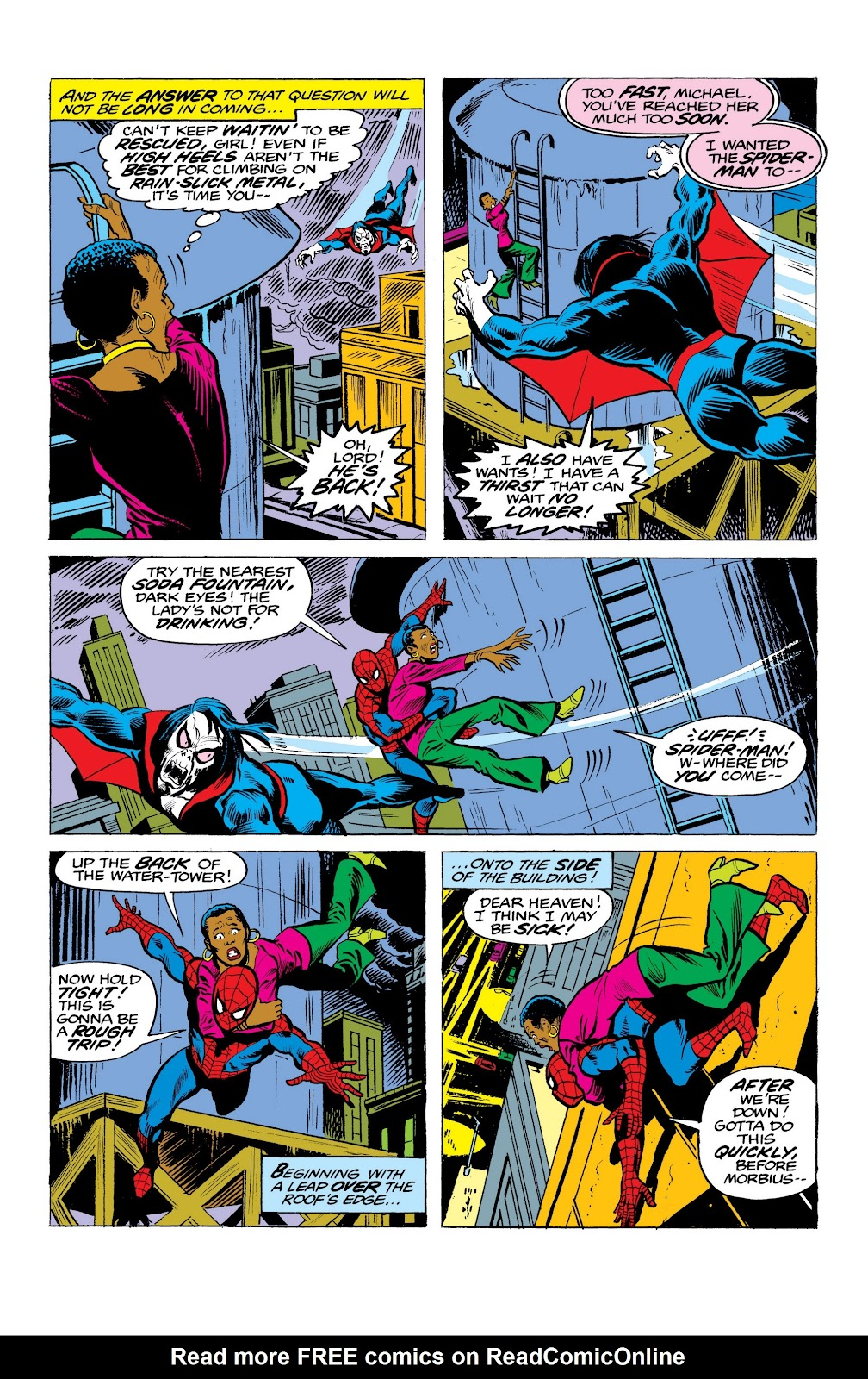 Read online Marvel Masterworks: The Spectacular Spider-Man comic -  Issue # TPB (Part 2) - 17