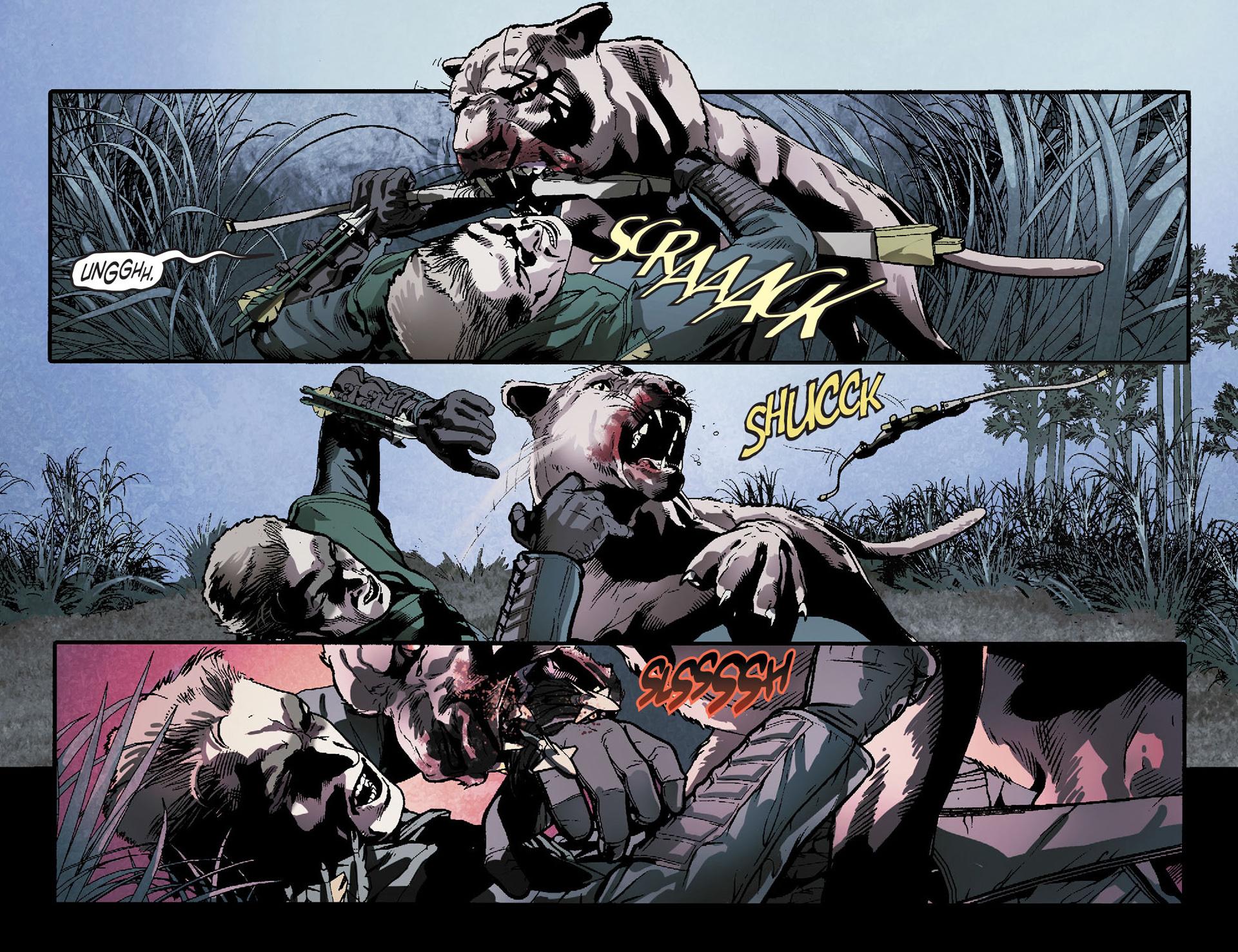 Read online Arrow [II] comic -  Issue #23 - 9