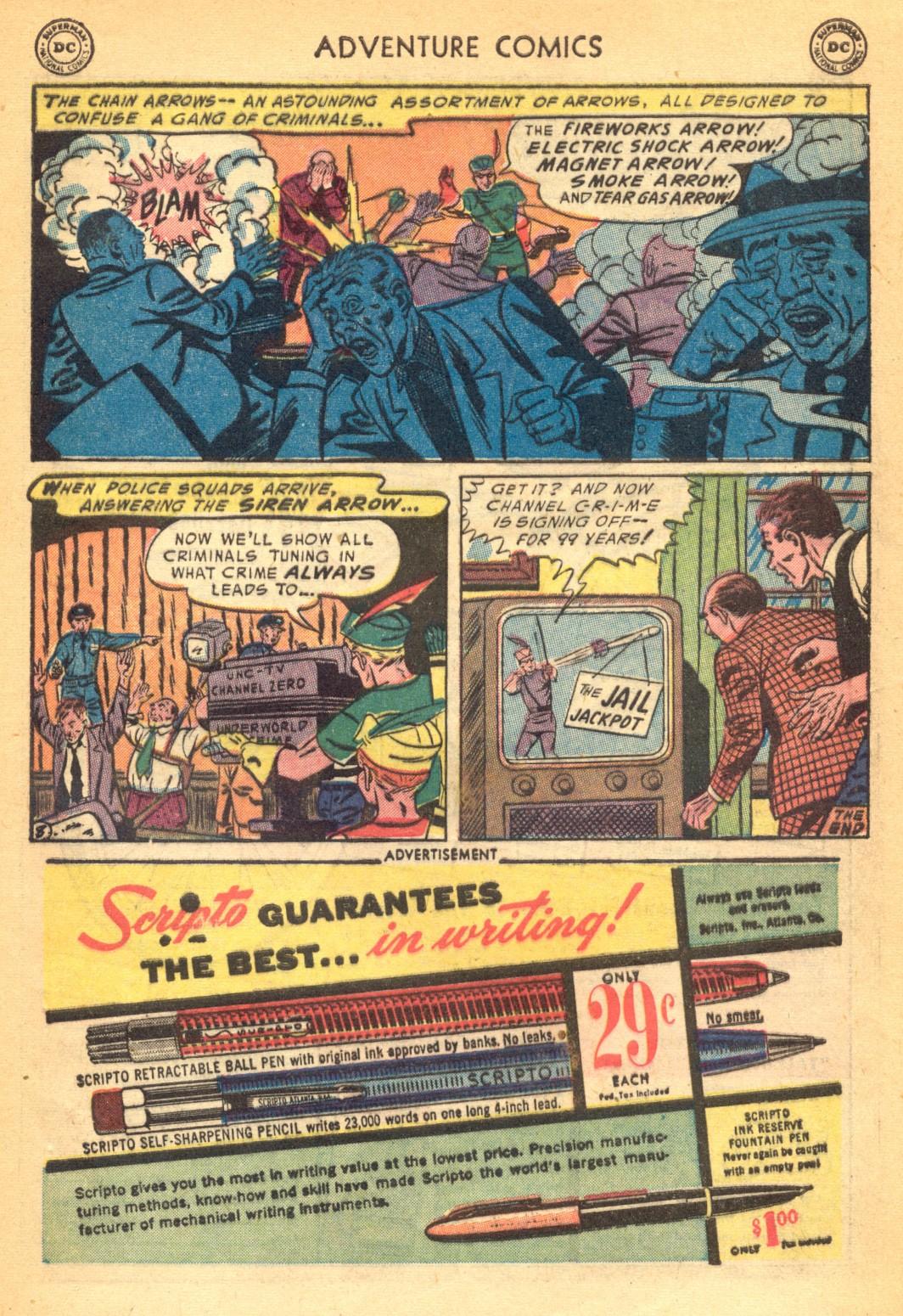 Read online Adventure Comics (1938) comic -  Issue #202 - 41