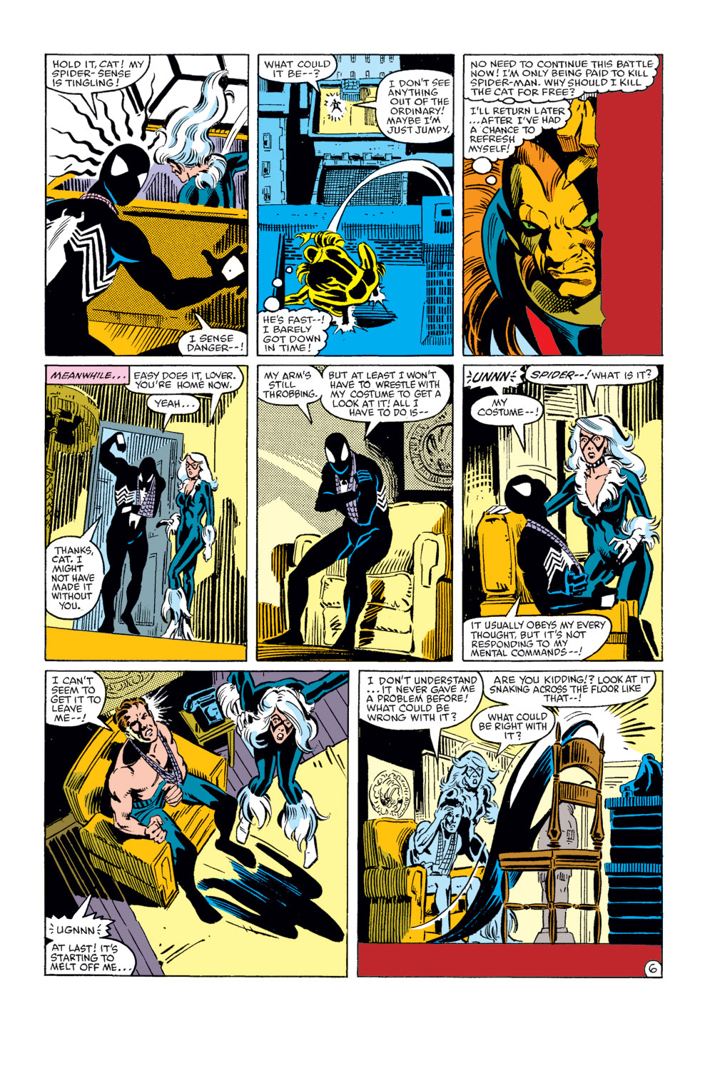 The Amazing Spider-Man (1963) 257 Page 6