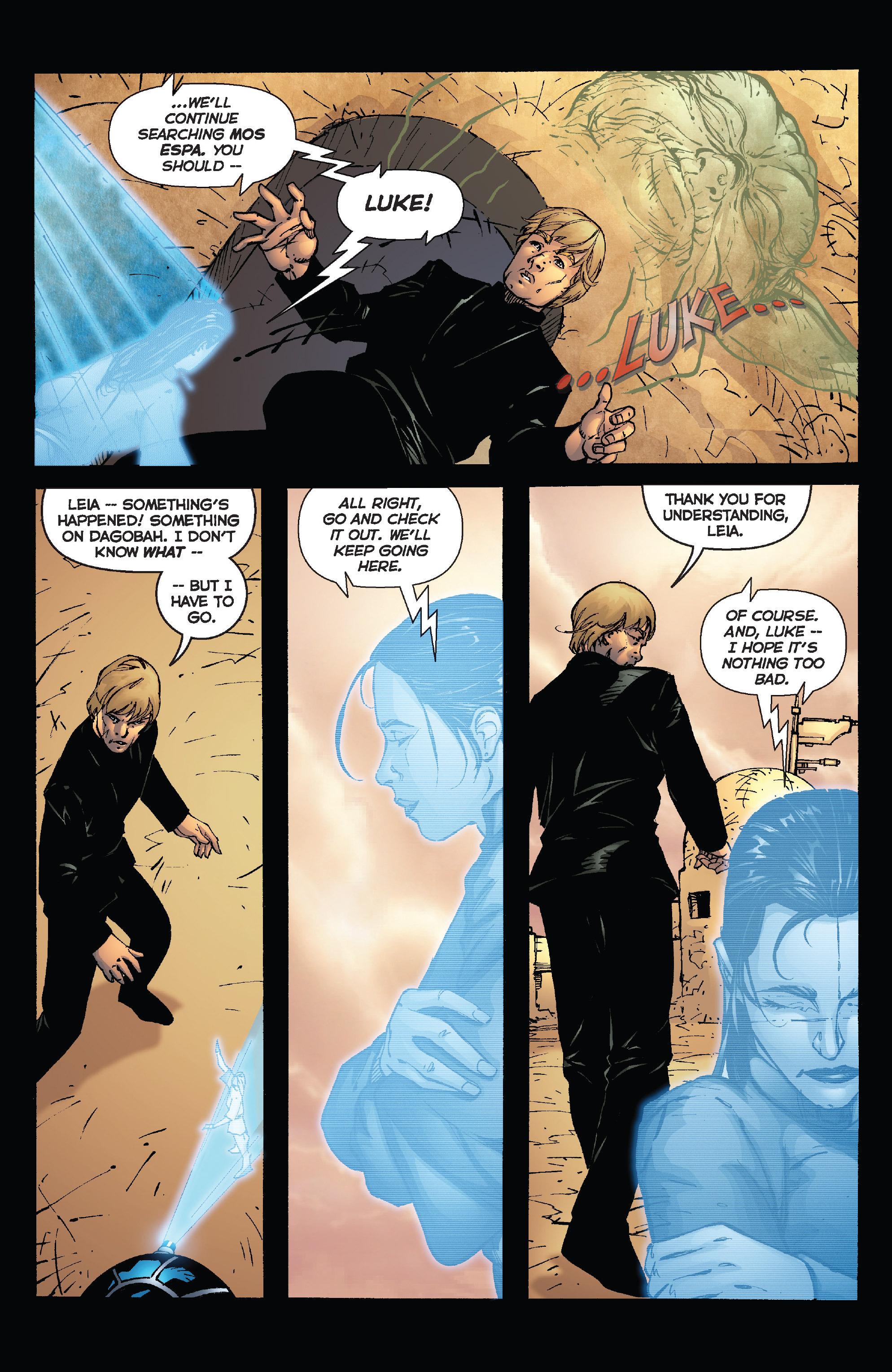 Read online Star Wars Omnibus comic -  Issue # Vol. 27 - 206
