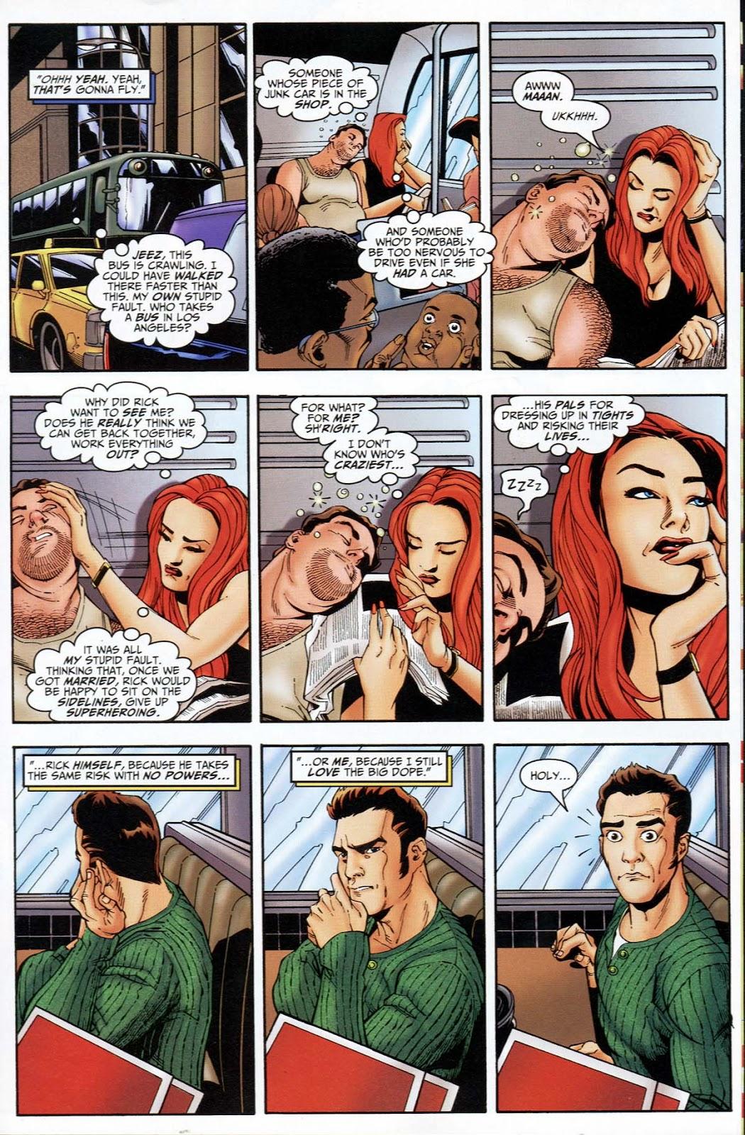 Captain Marvel (1999) Issue #0 #1 - English 5