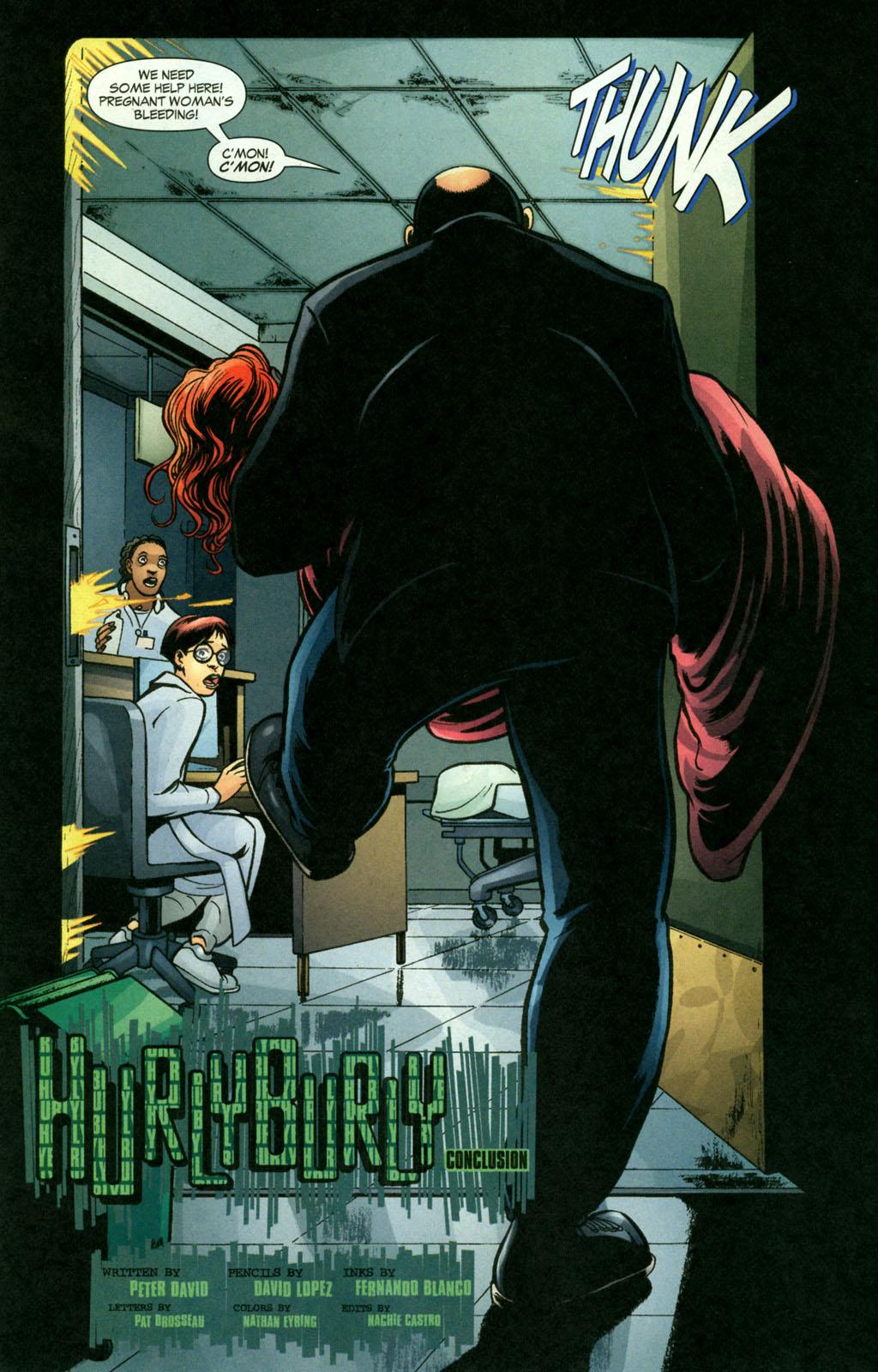 Read online Fallen Angel (2003) comic -  Issue #18 - 5