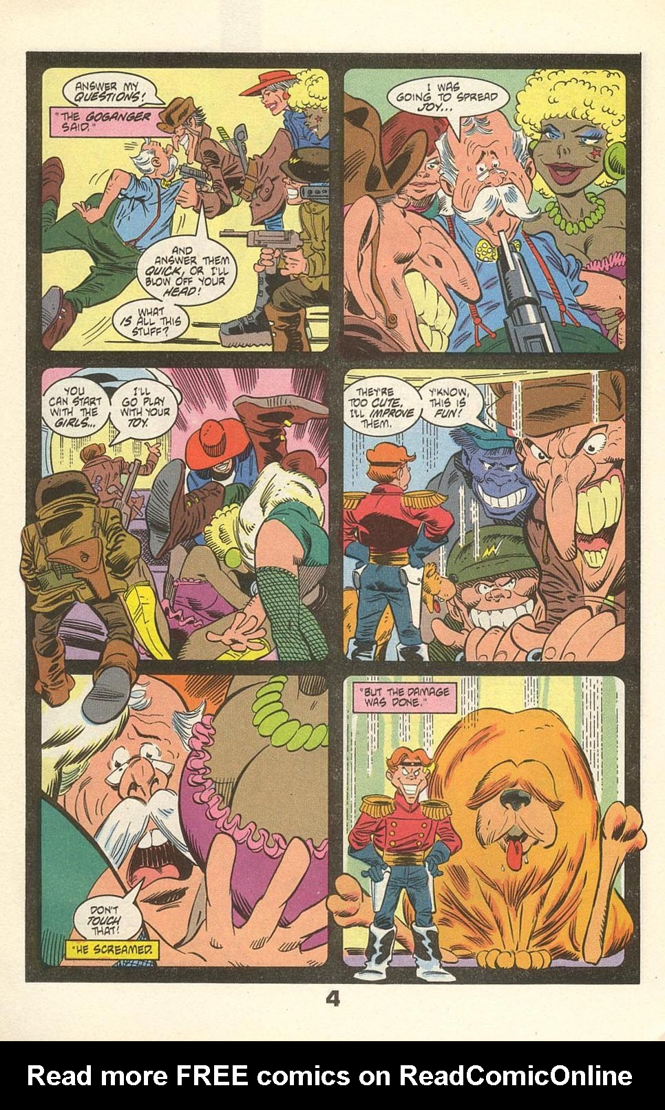 Read online American Flagg! comic -  Issue #31 - 30