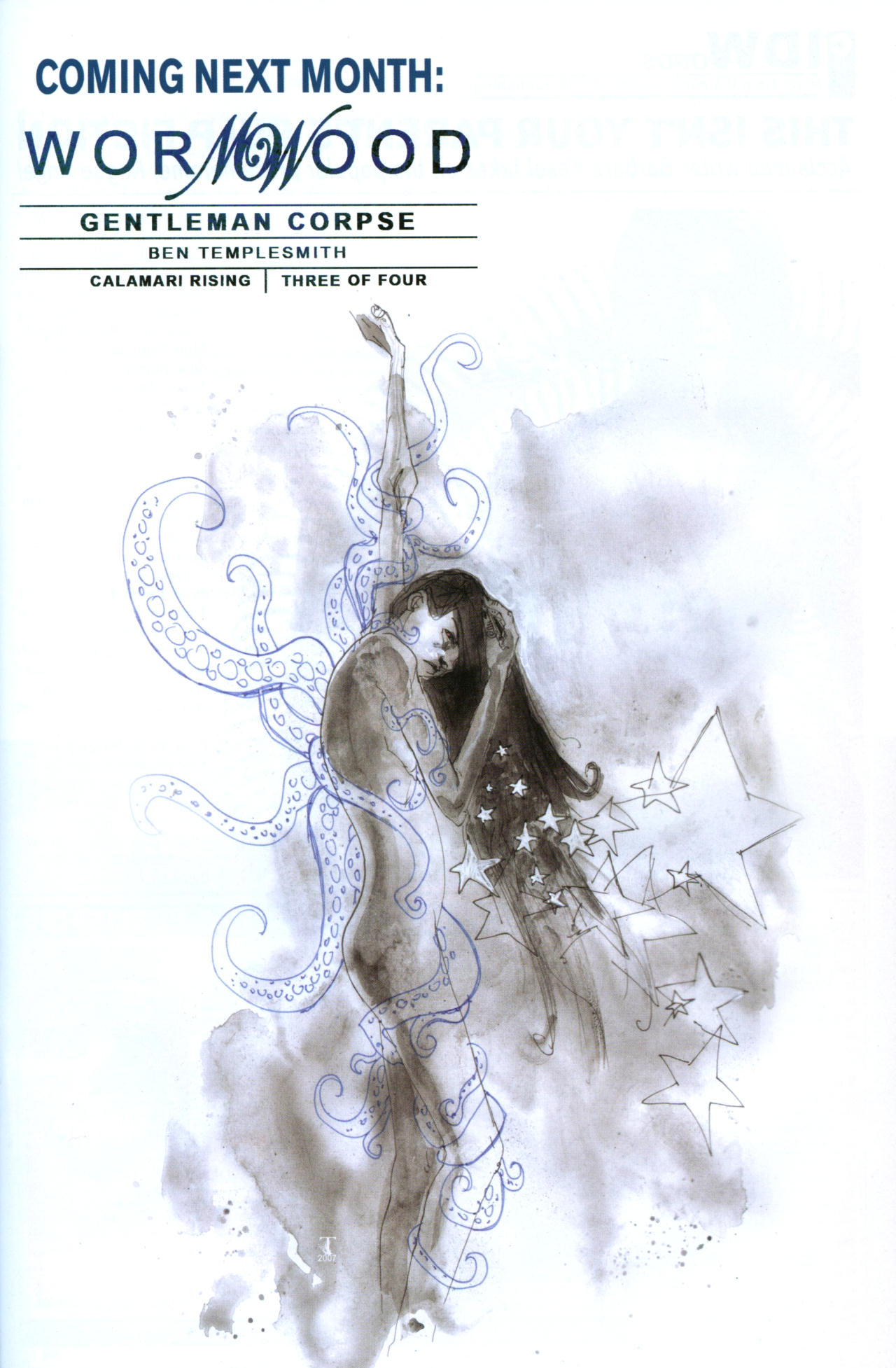 Read online Wormwood: Gentleman Corpse comic -  Issue #10 - 26