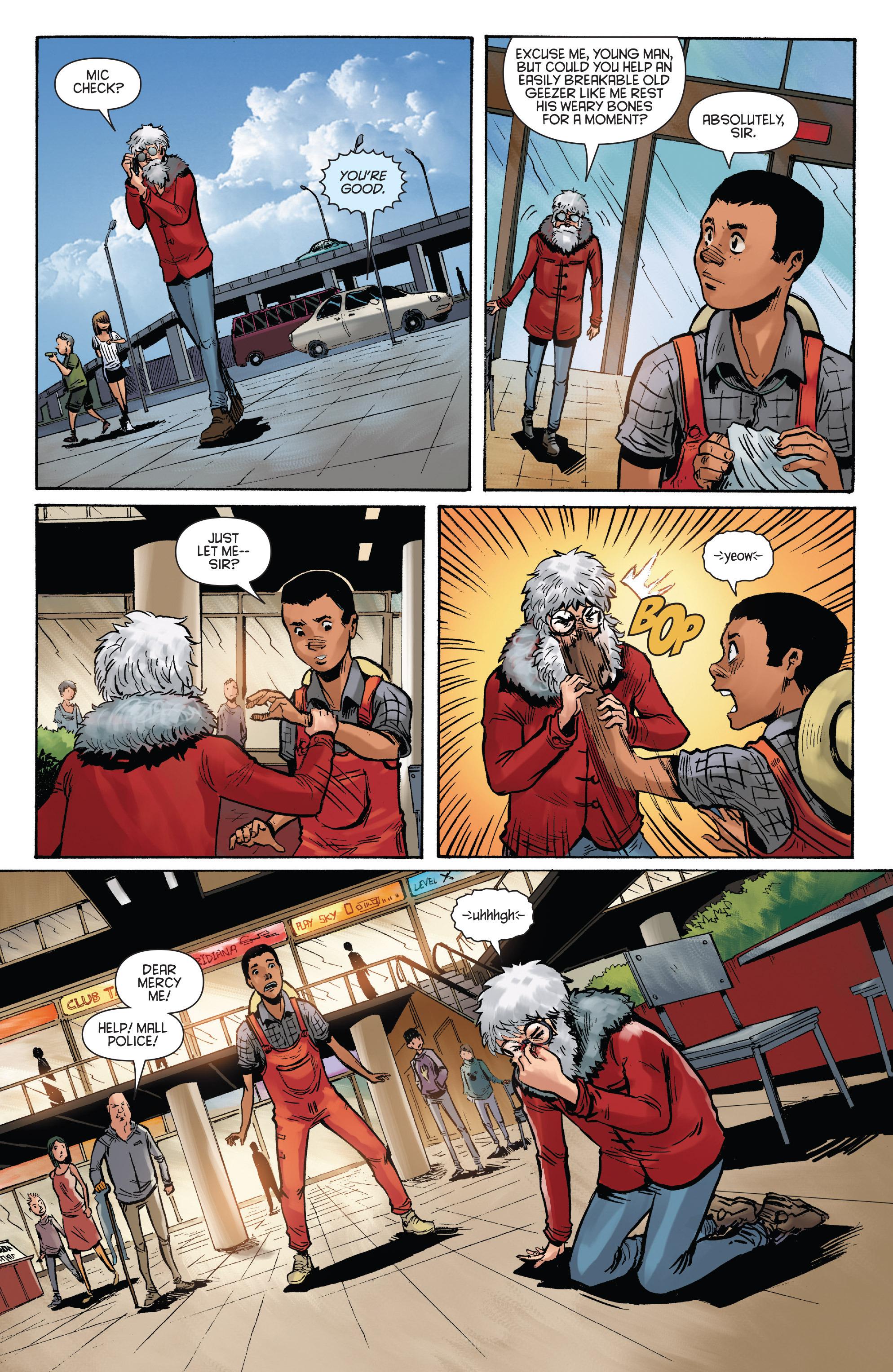 Read online Smosh comic -  Issue #2 - 9