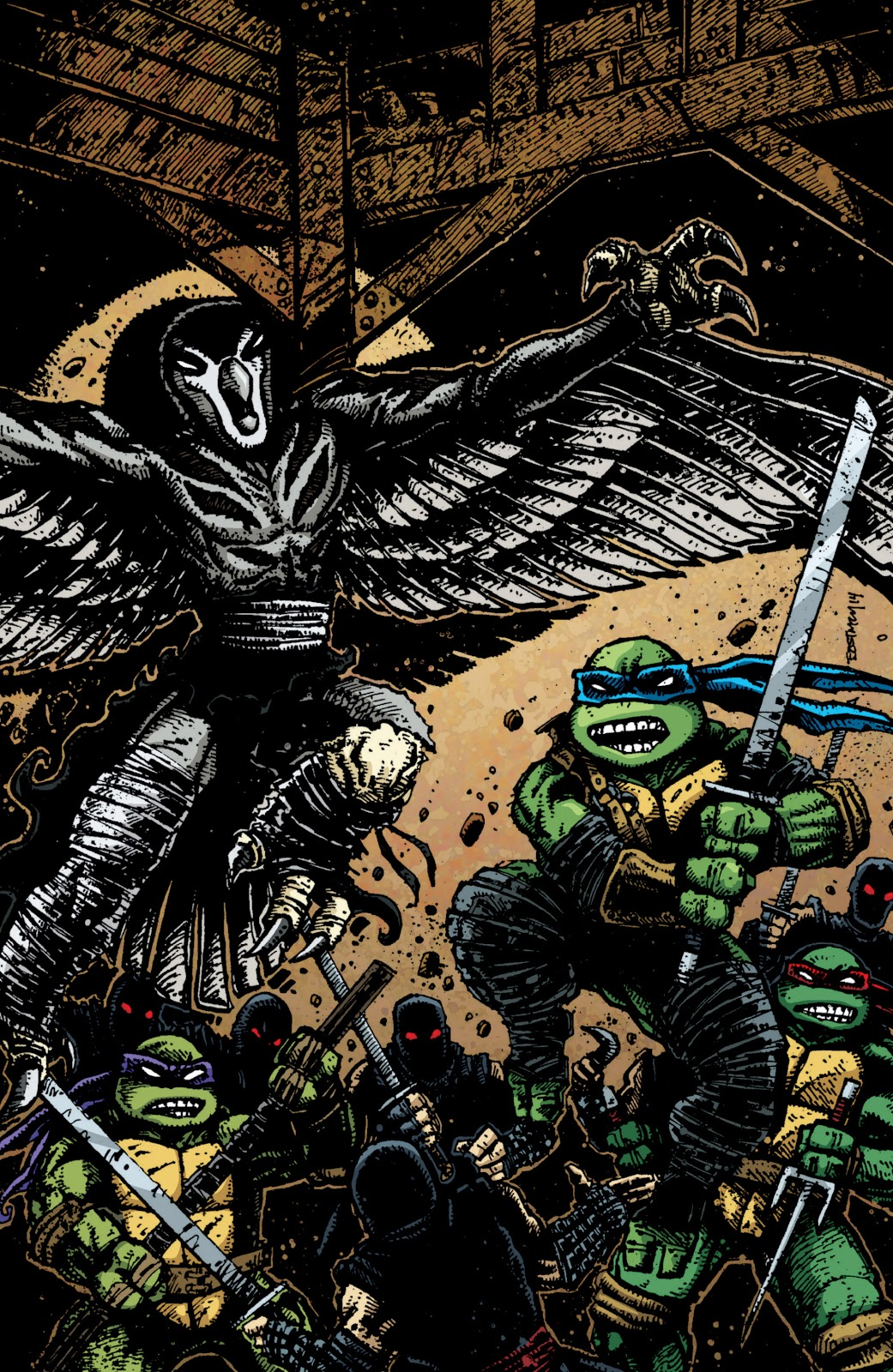 Read online Teenage Mutant Ninja Turtles: The IDW Collection comic -  Issue # TPB 4 (Part 3) - 121