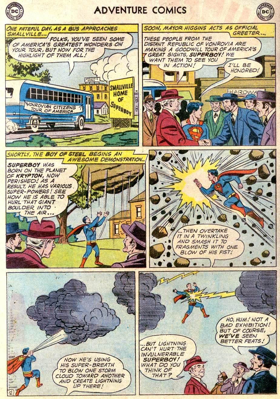 Read online Adventure Comics (1938) comic -  Issue #295 - 4