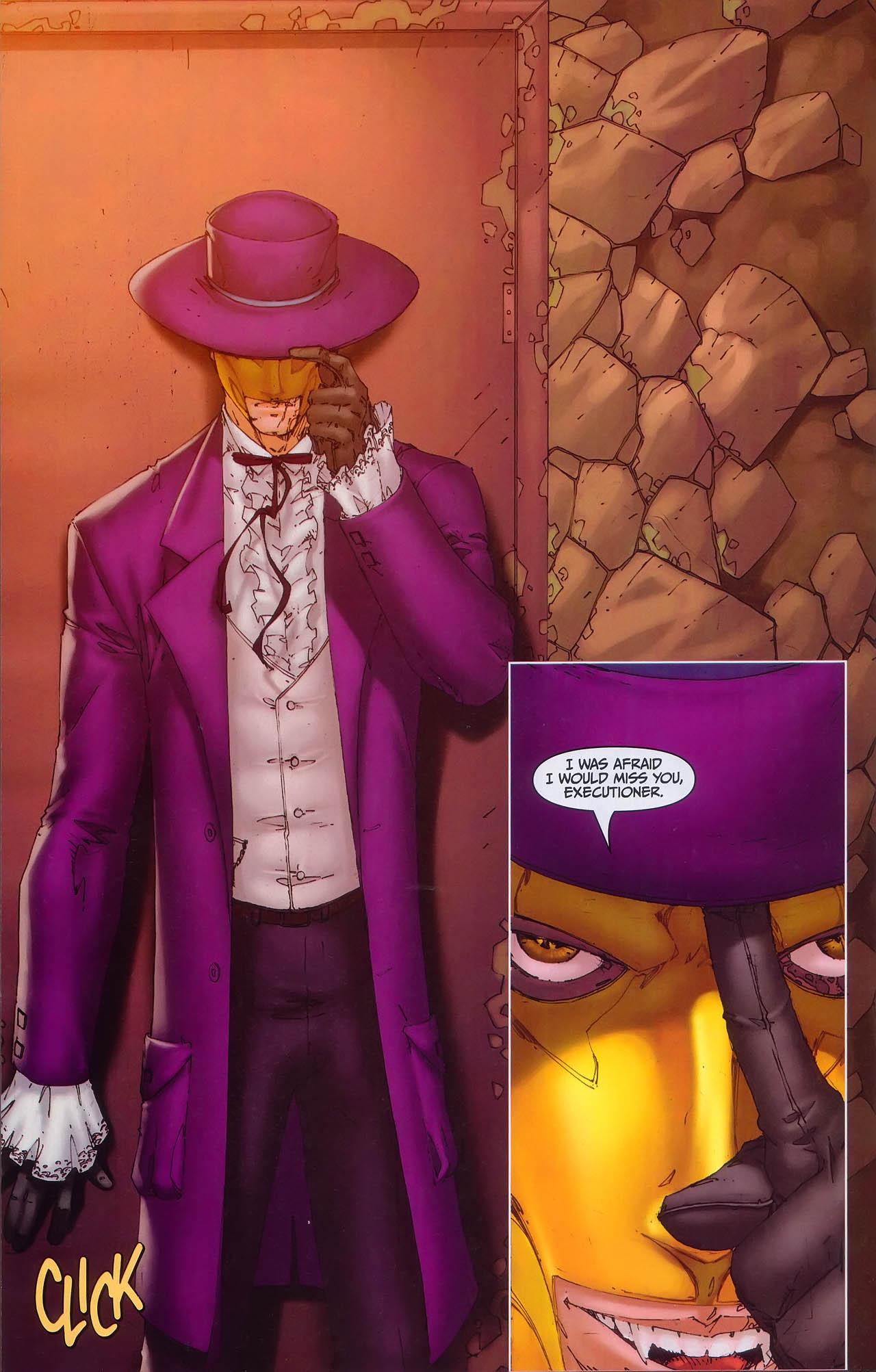 Read online Anita Blake, Vampire Hunter: Guilty Pleasures comic -  Issue #3 - 24