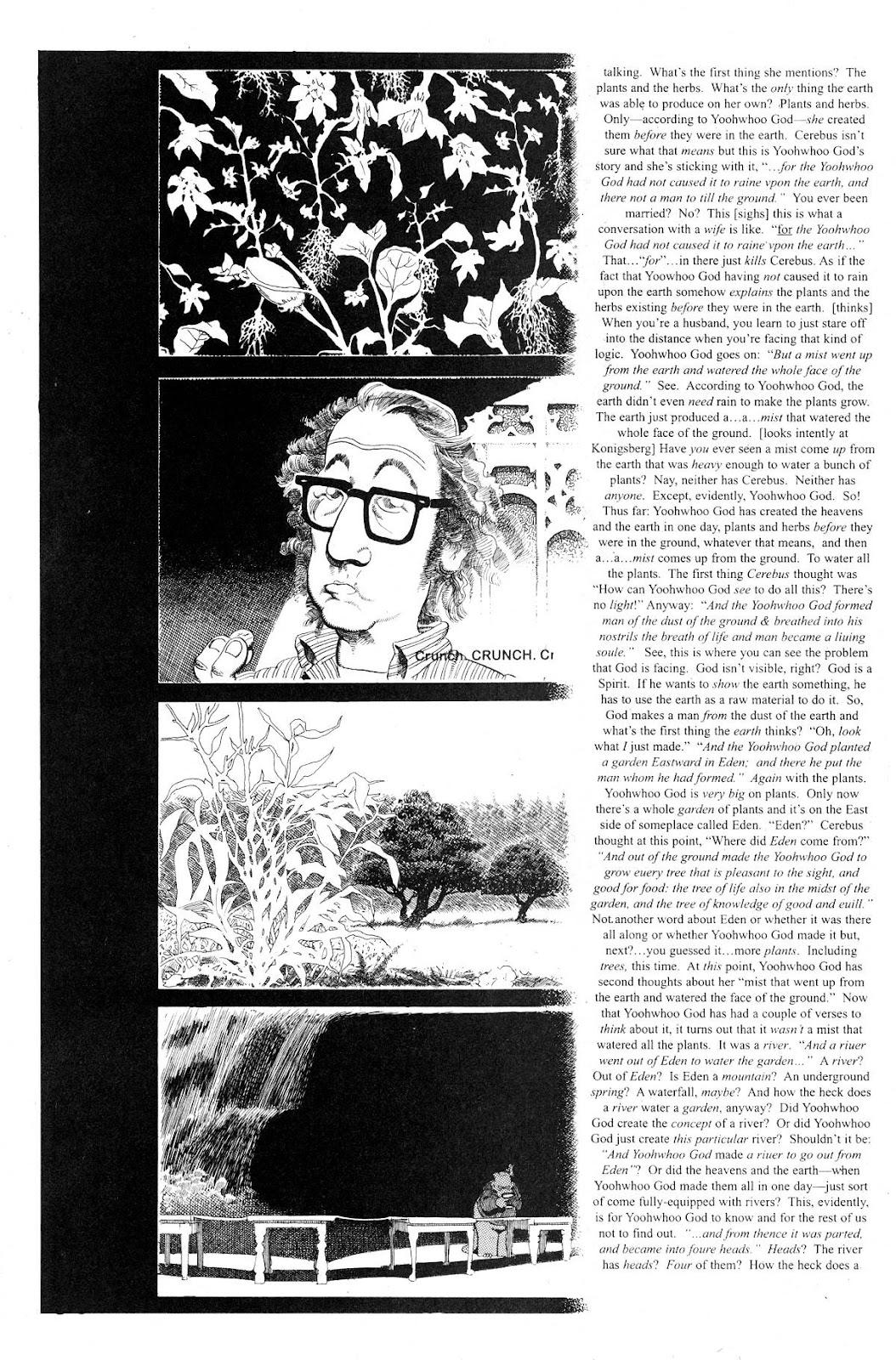 Cerebus Issue #281 #280 - English 7