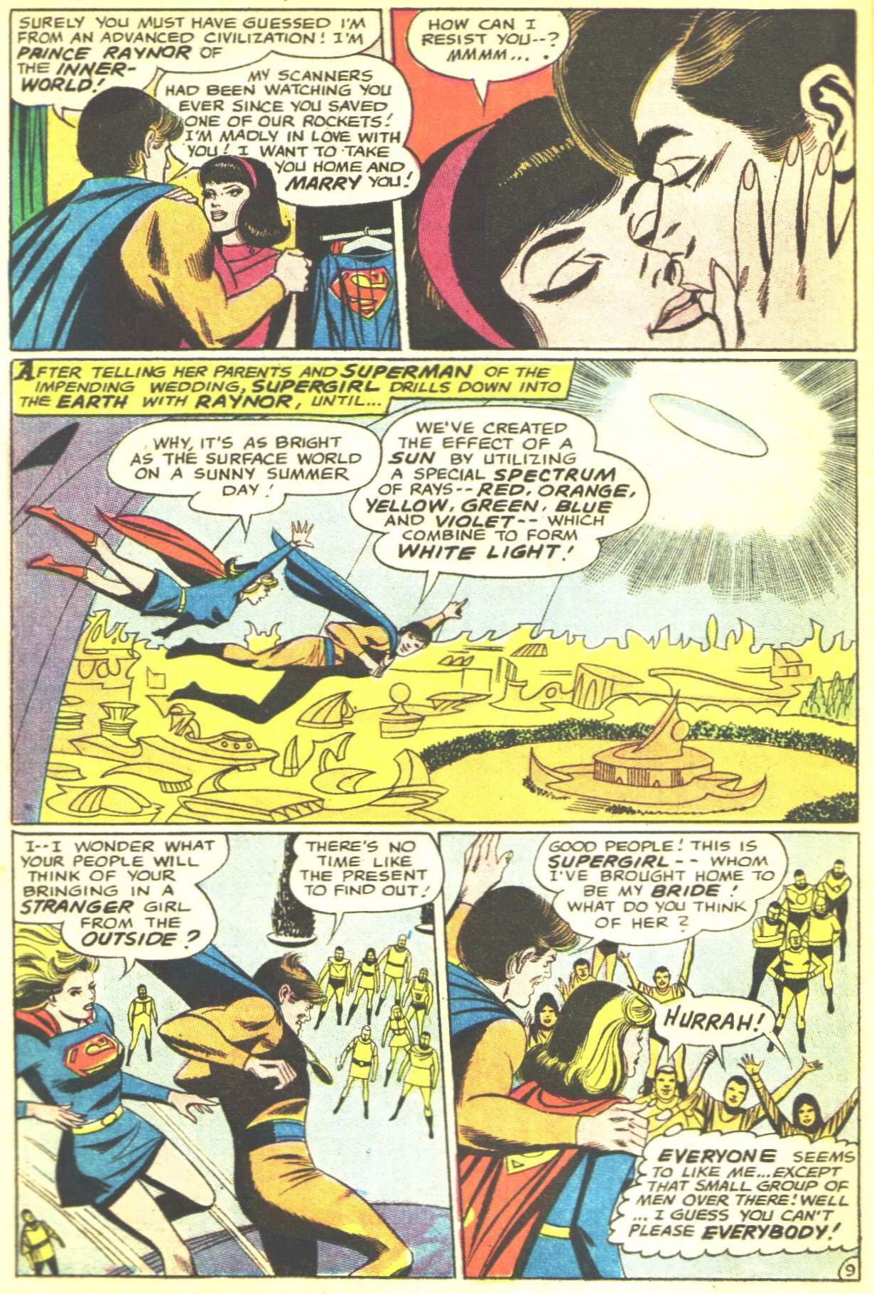 Read online Adventure Comics (1938) comic -  Issue #385 - 26