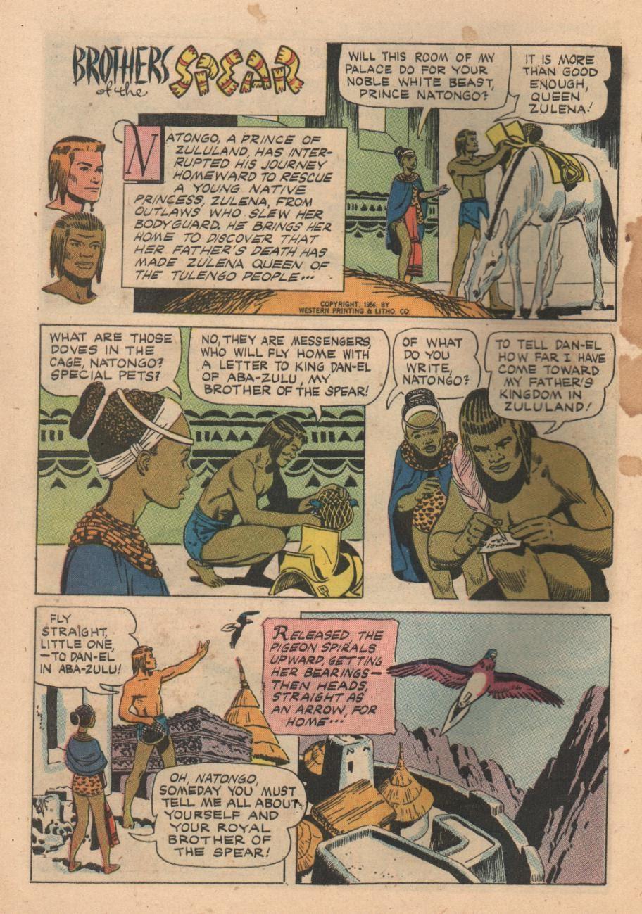 Tarzan (1948) issue 84 - Page 28